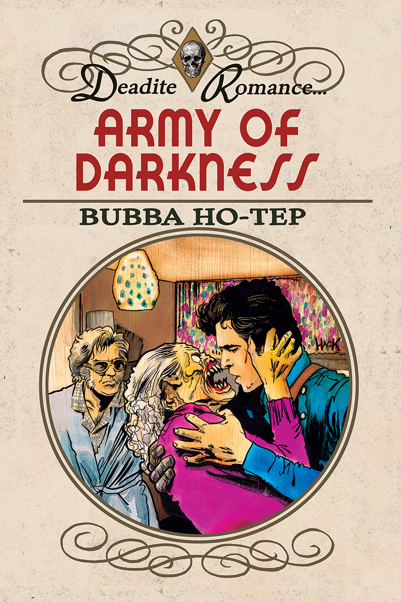 ARMY OF DARKNESS BUBBA HOTEP #4 20 COPY HACK VIRGIN INCV (NE