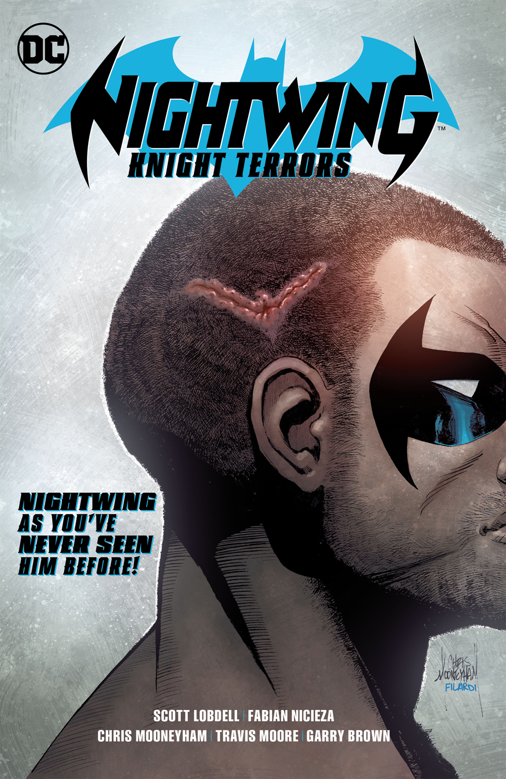 NIGHTWING KNIGHT TERRORS TP