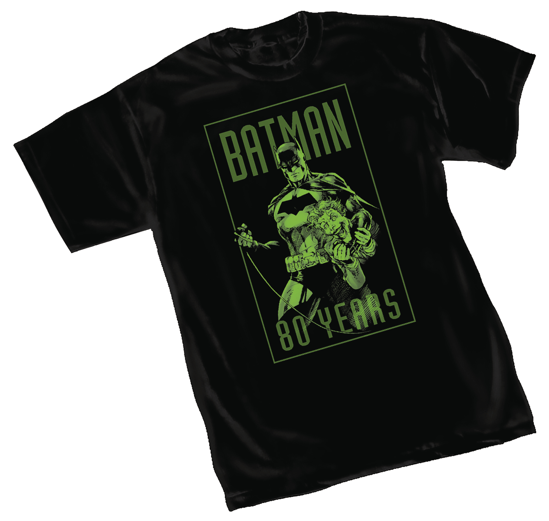 BATMAN & JOKER T/S XL