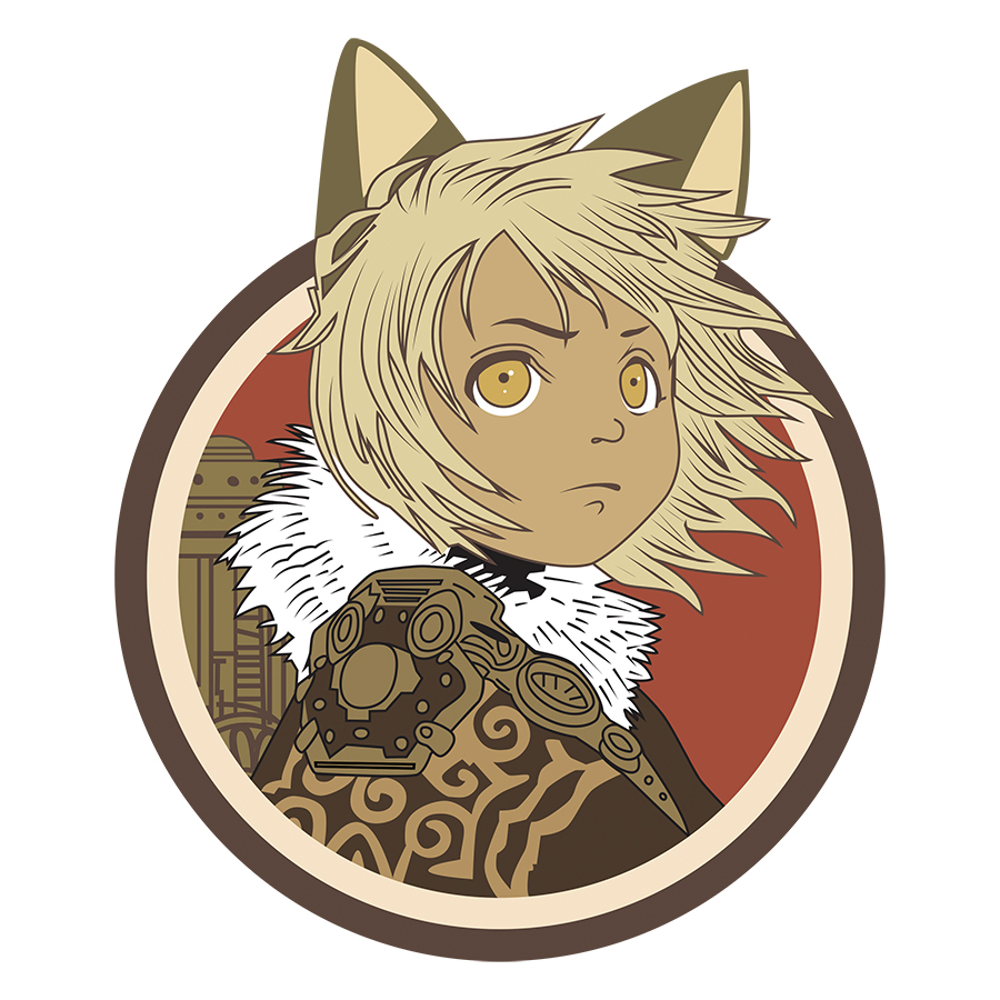 MONSTRESS KIPPA PIN
