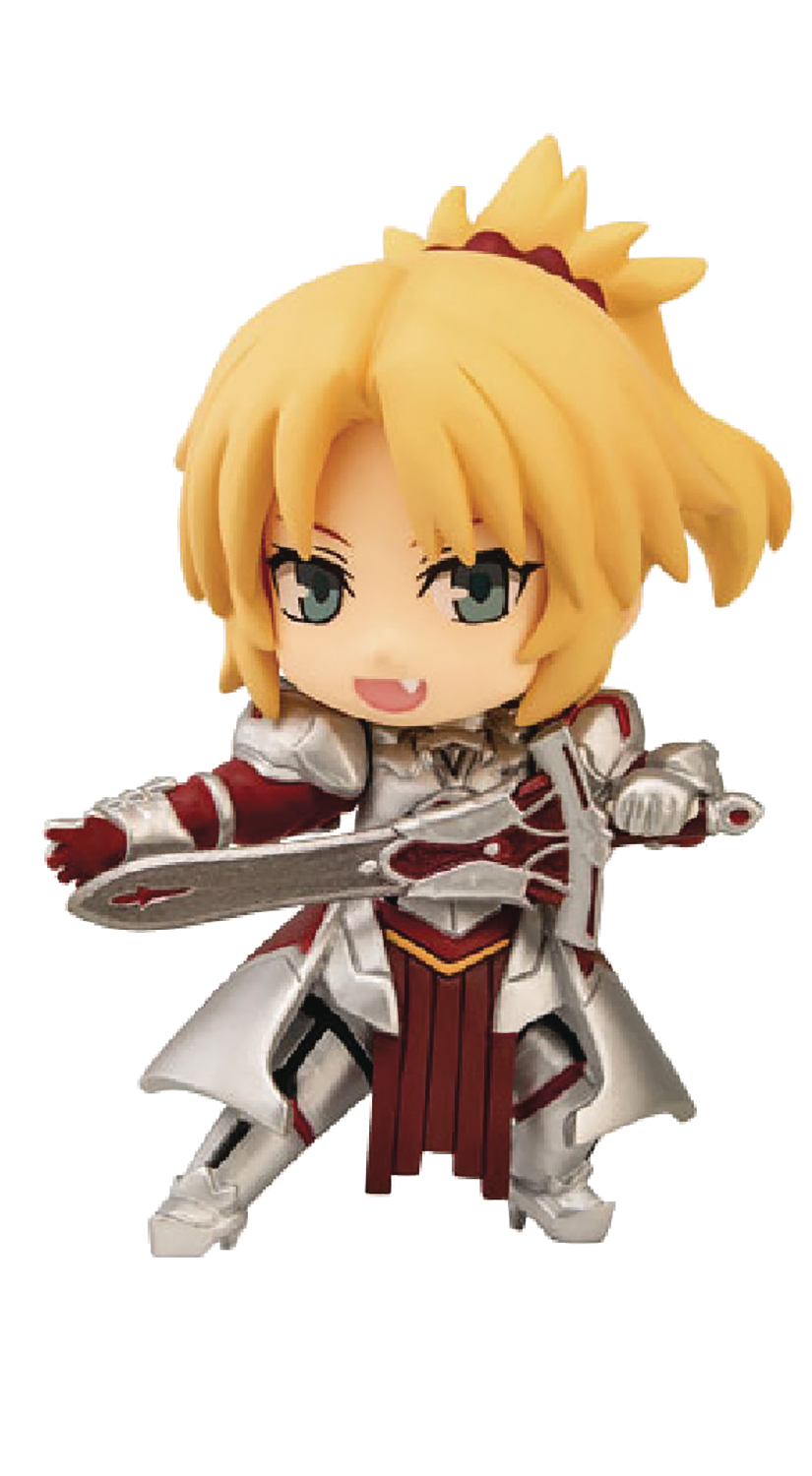 FATE APOCRYPHA NIITENGO PREMIUM SABER OF RED FIG