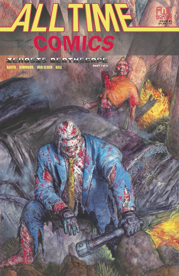 ALL TIME COMICS ZEROSIS DEATHSCAPE #1 (OF 5) (MR)