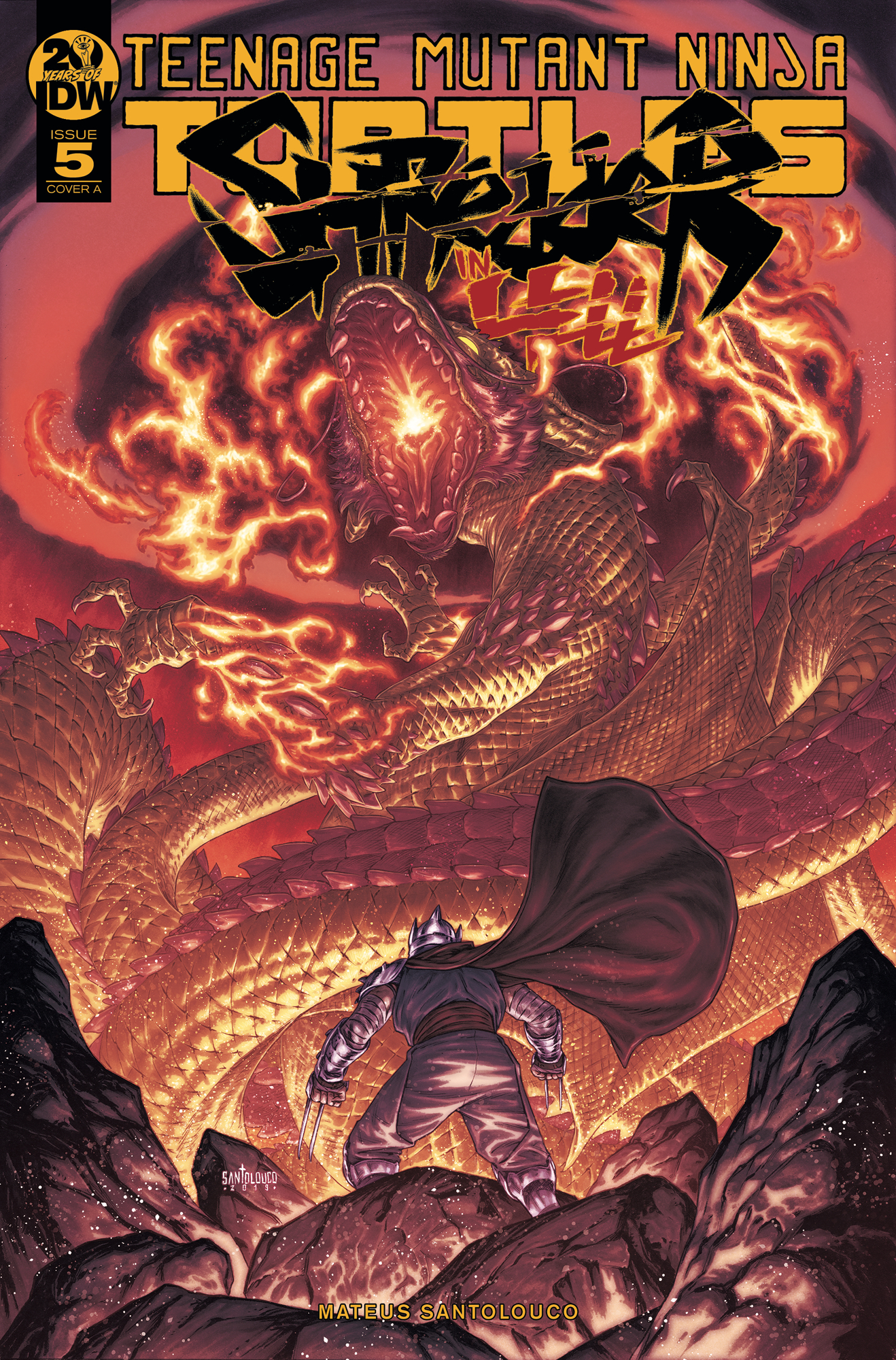 Image result for shredder in hell #5