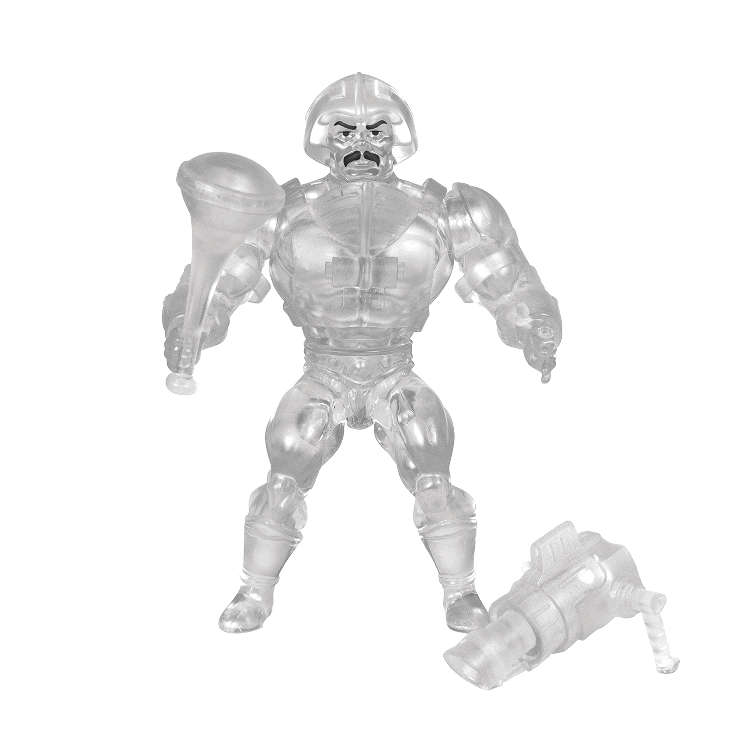 MOTU 5.5IN VINTAGE WAVE 3 CRYSTAL MAN-AT-ARMS ACTION FIGURE