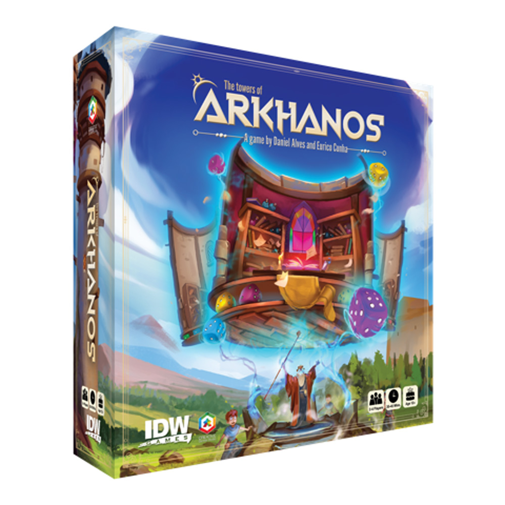 TOWERS OF ARKHANOS (O/A)