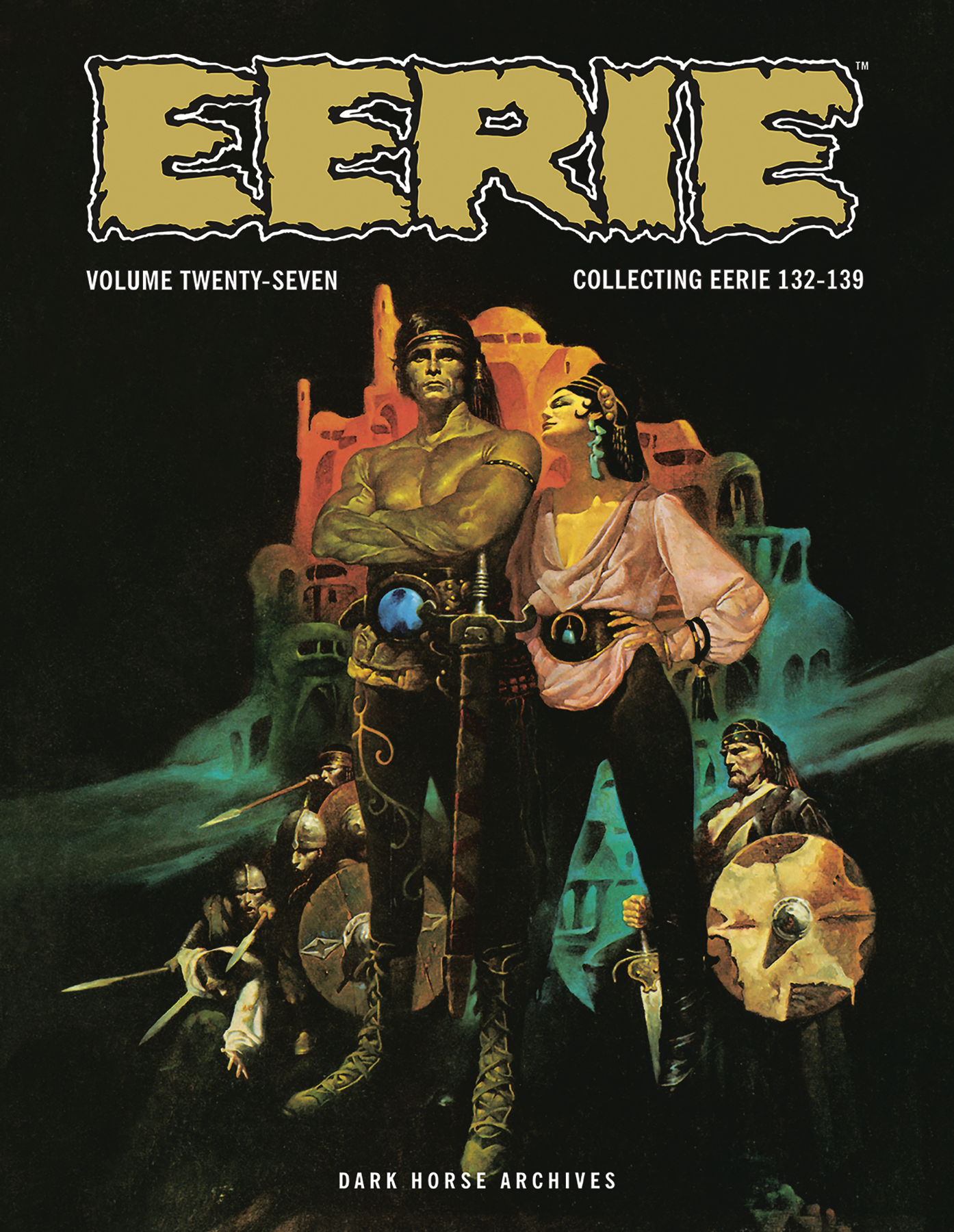 EERIE ARCHIVES HC VOL 27 (O/A)