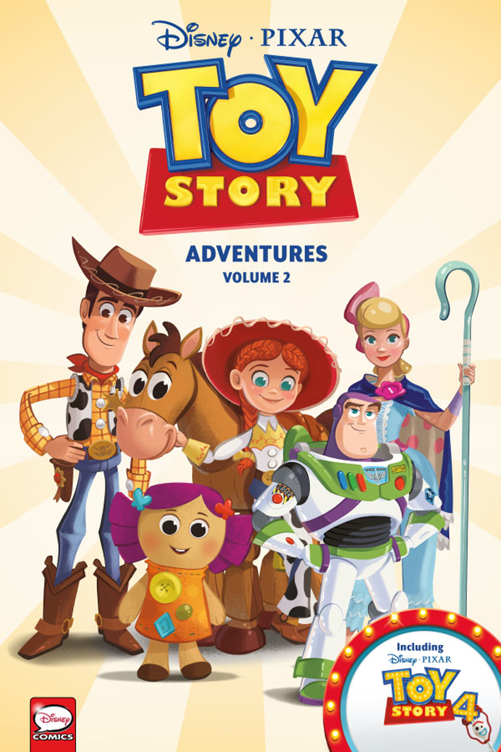 DISNEY PIXAR TOY STORY ADVENTURES TP VOL 02