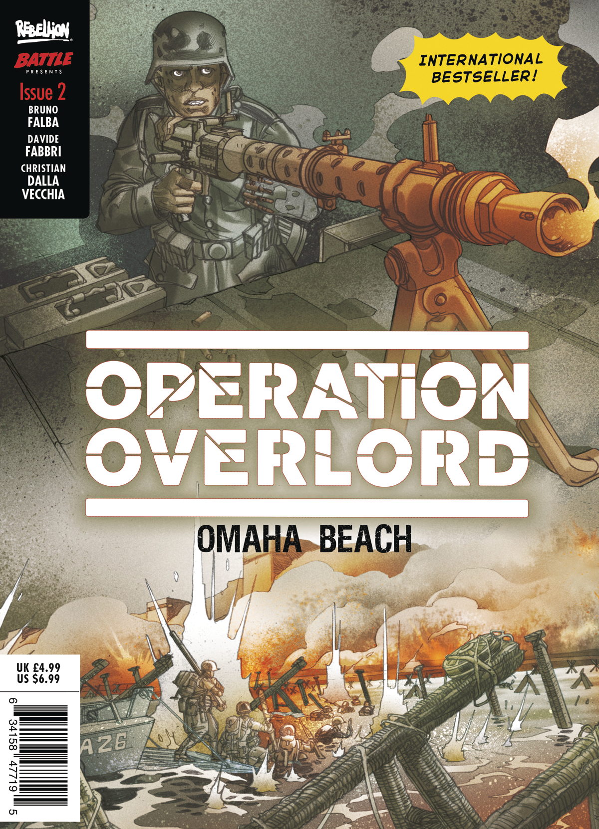 OPERATION OVERLORD #2