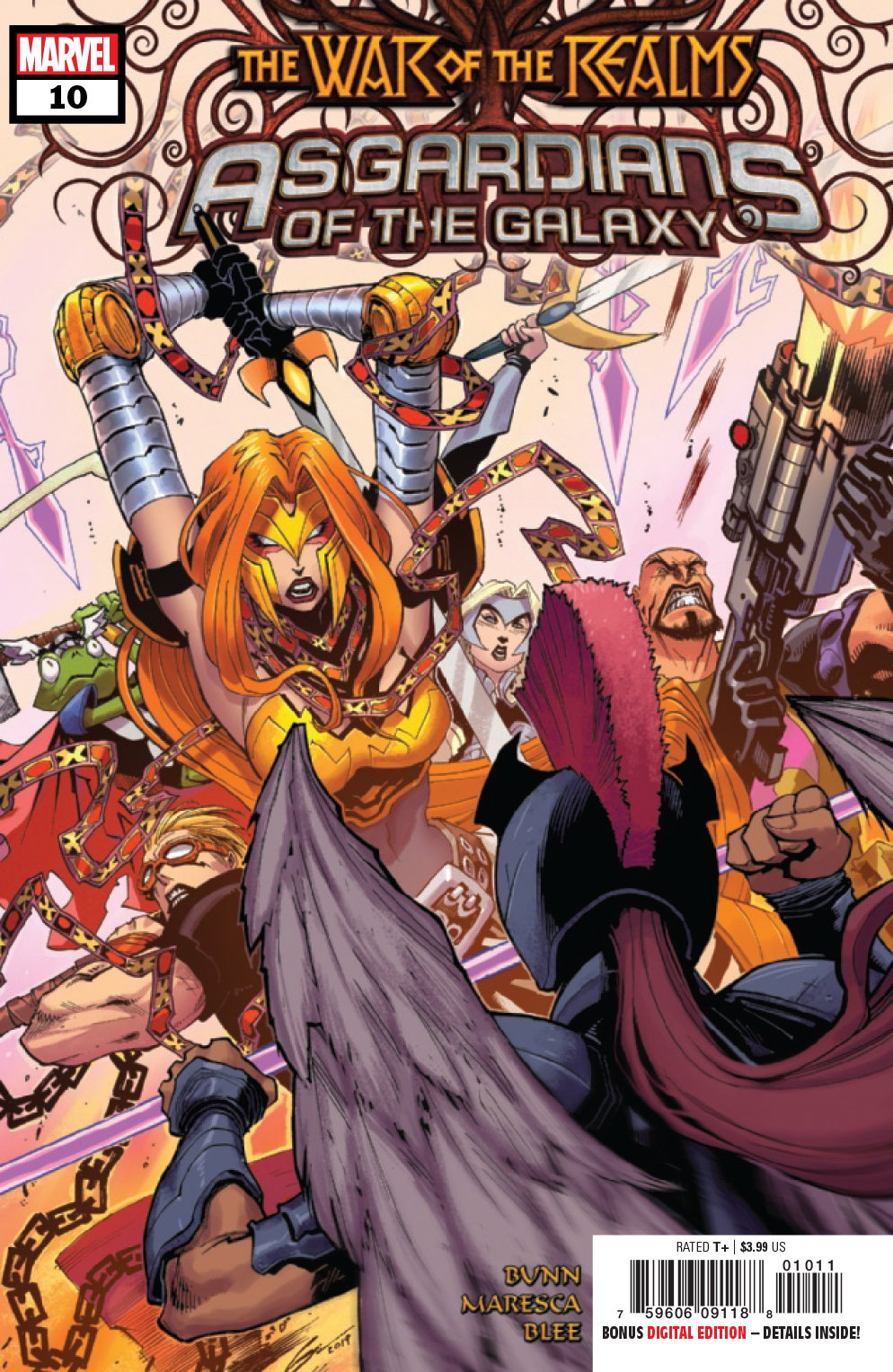 ASGARDIANS OF THE GALAXY #10 WR