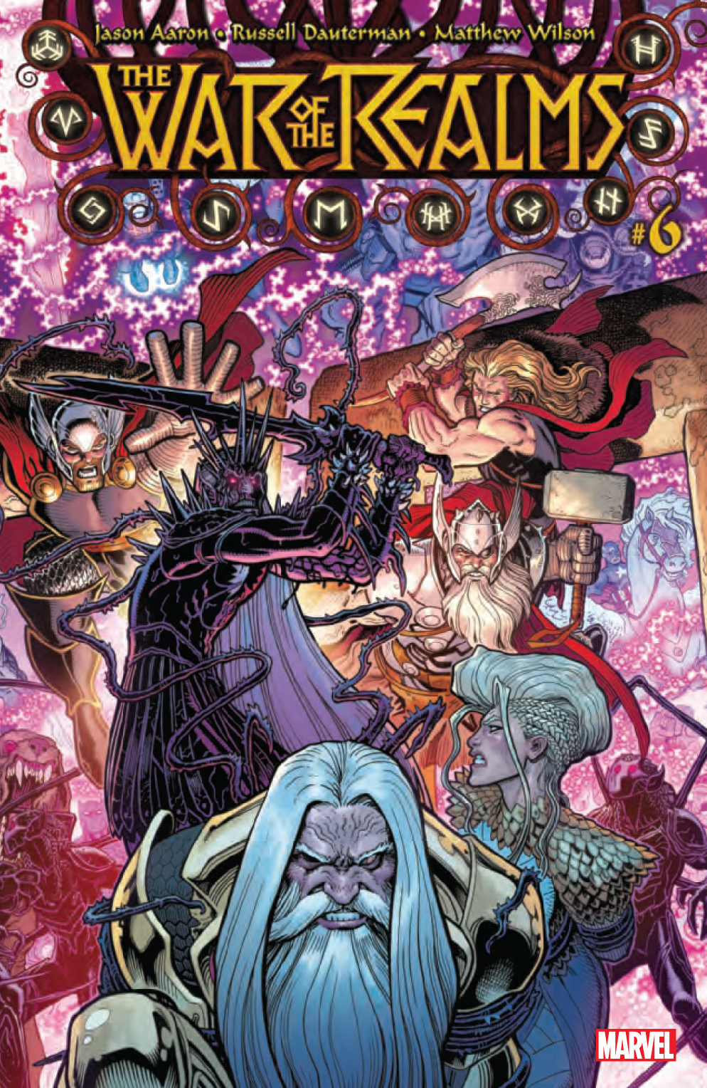 Image result for war of the realms #6