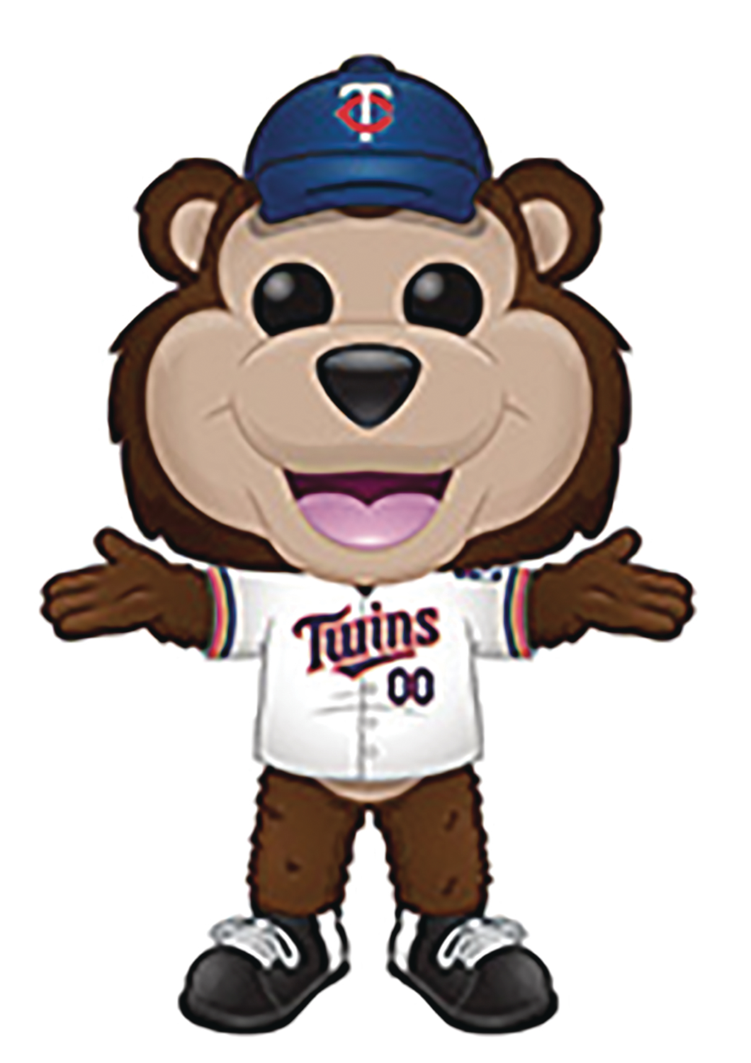 POP MLB MASCOTS TC BEAR MINNESOTA VINYL FIG