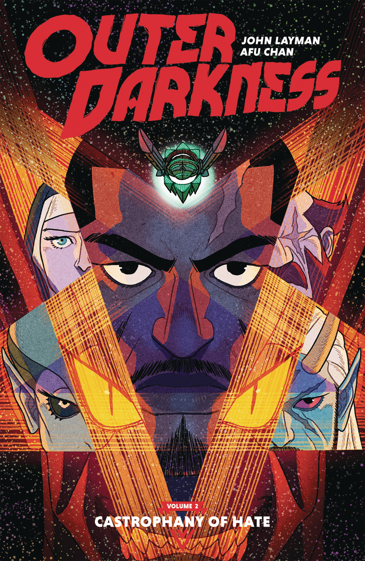 OUTER DARKNESS TP VOL 02 (O/A) (MR)