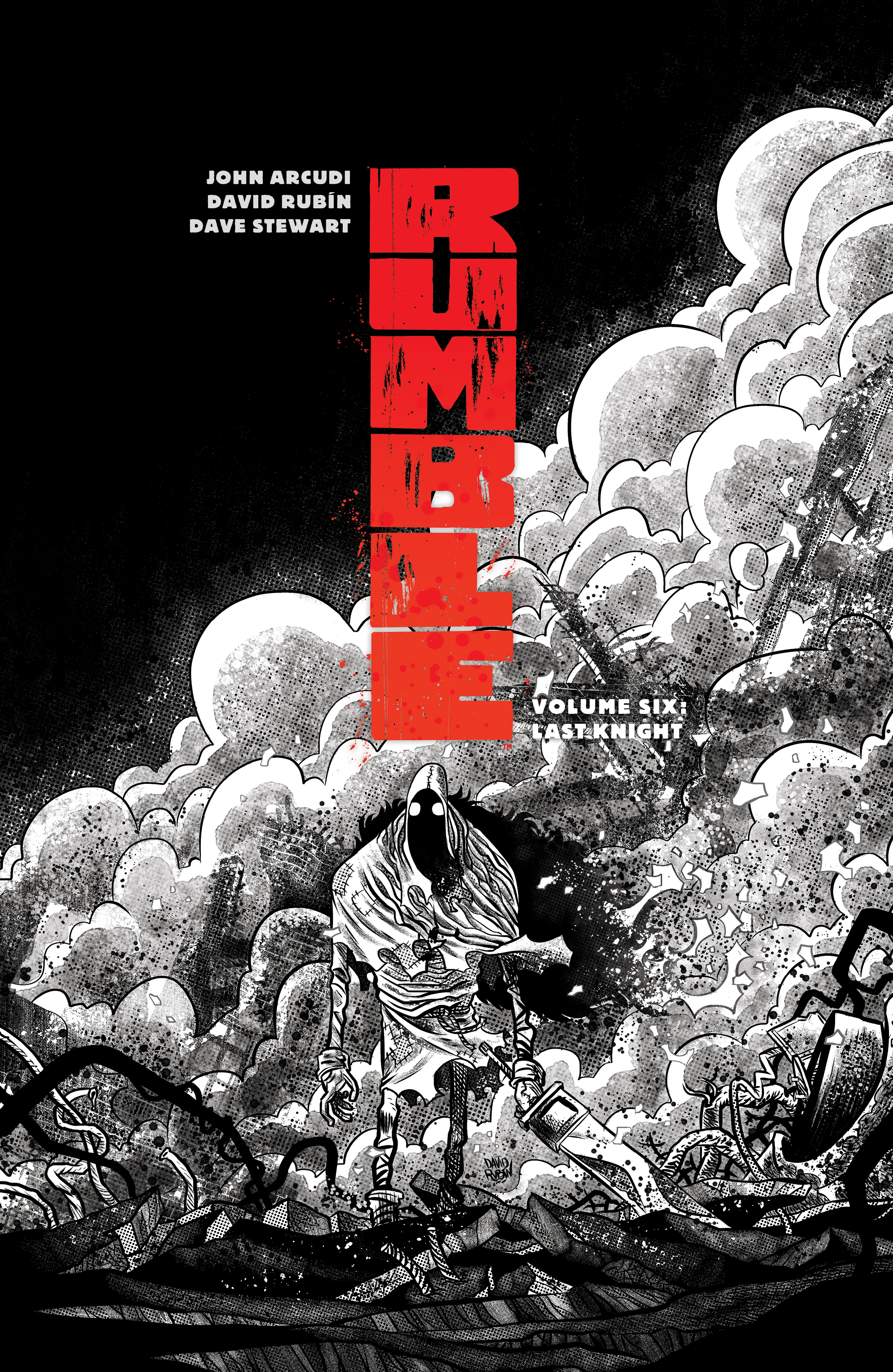 RUMBLE TP VOL 06 LAST KNIGHT (MR)