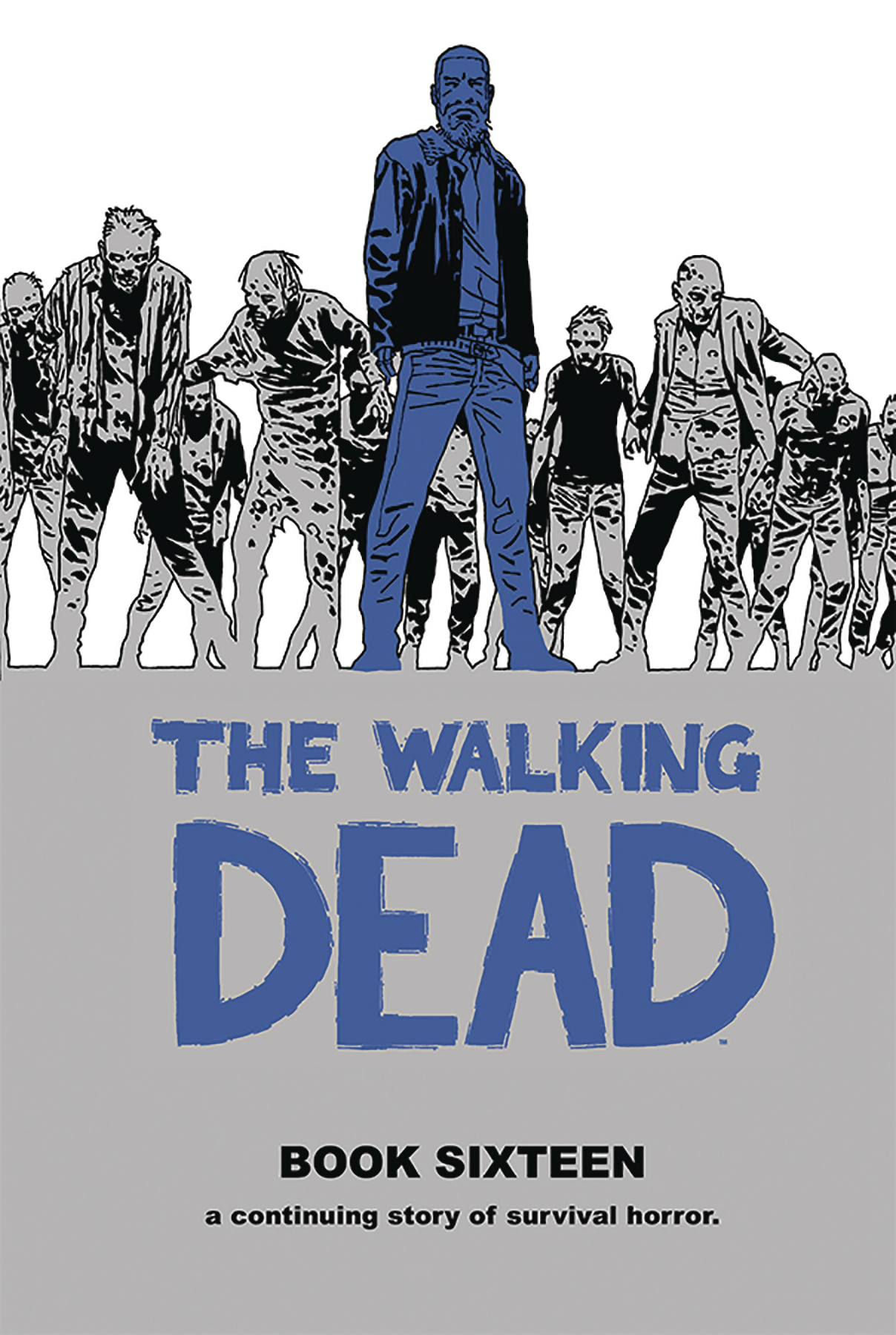 The Walking Dead HC Vol 16