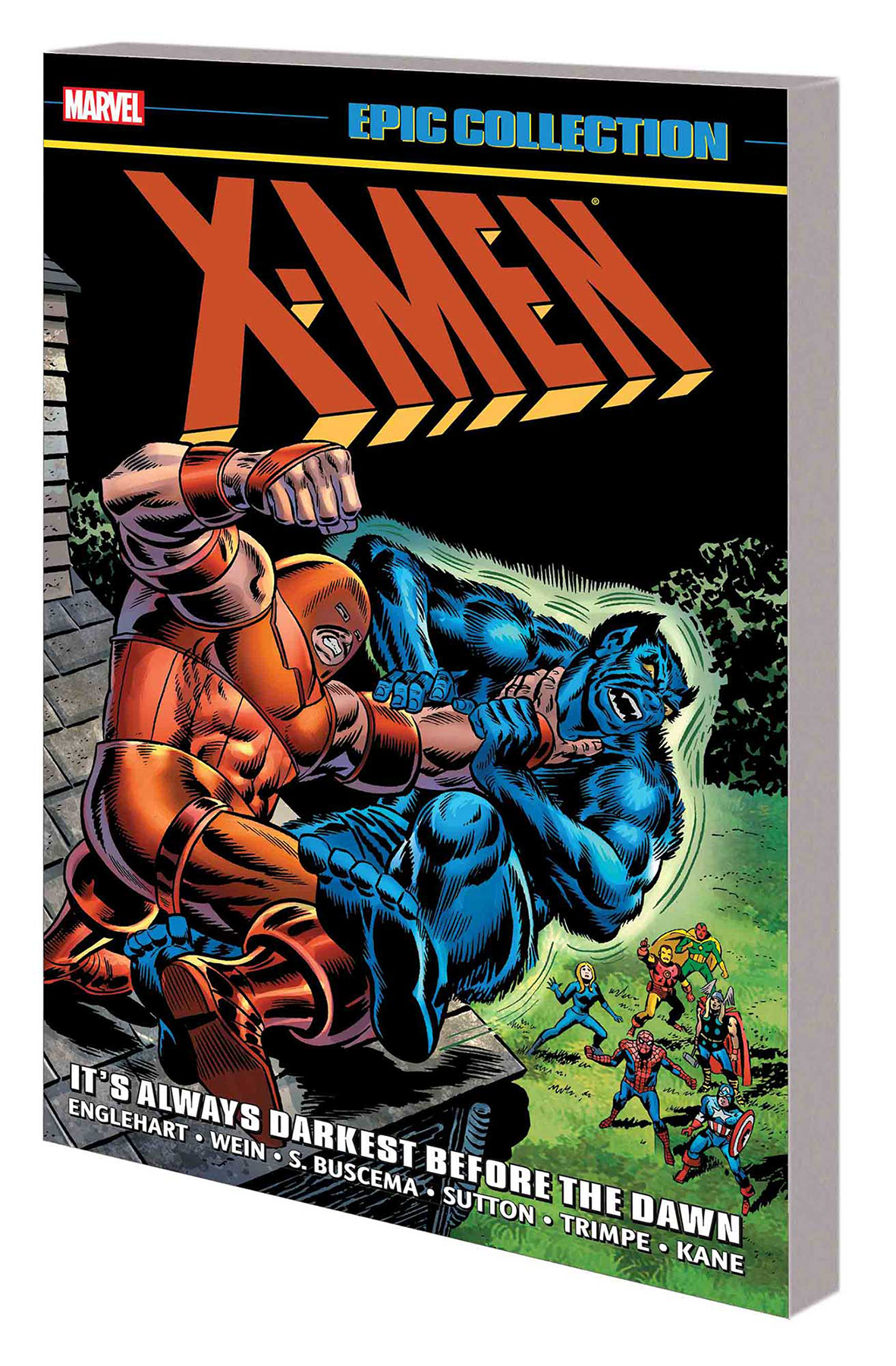 X-MEN EPIC COLLECTION TP ALWAYS DARKEST BEFORE DAWN