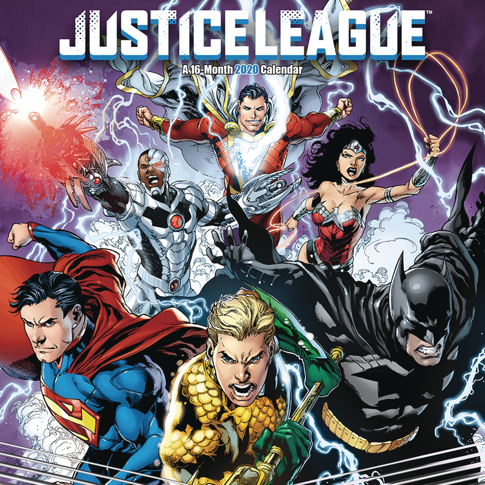 Justice league animated movies list 2020
