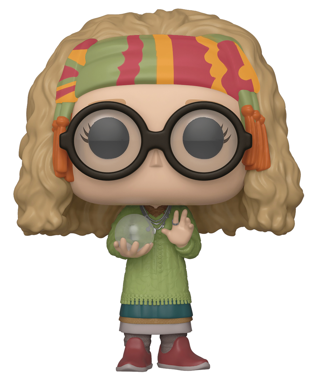 POP HARRY POTTER PROFESSOR SYBILL TRELAWNEY VINYL FIGURE