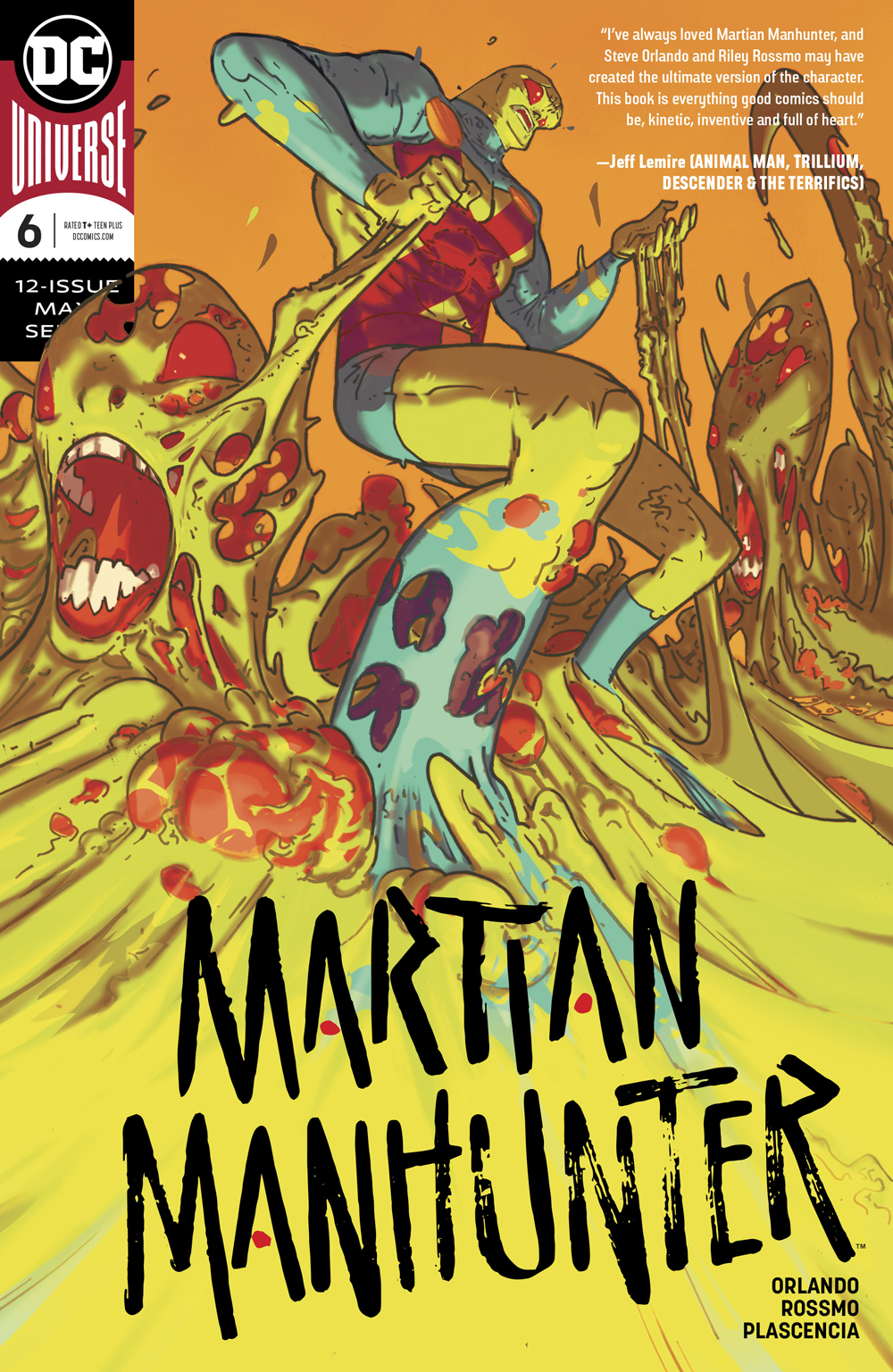 MARTIAN MANHUNTER #6 (OF 12)
