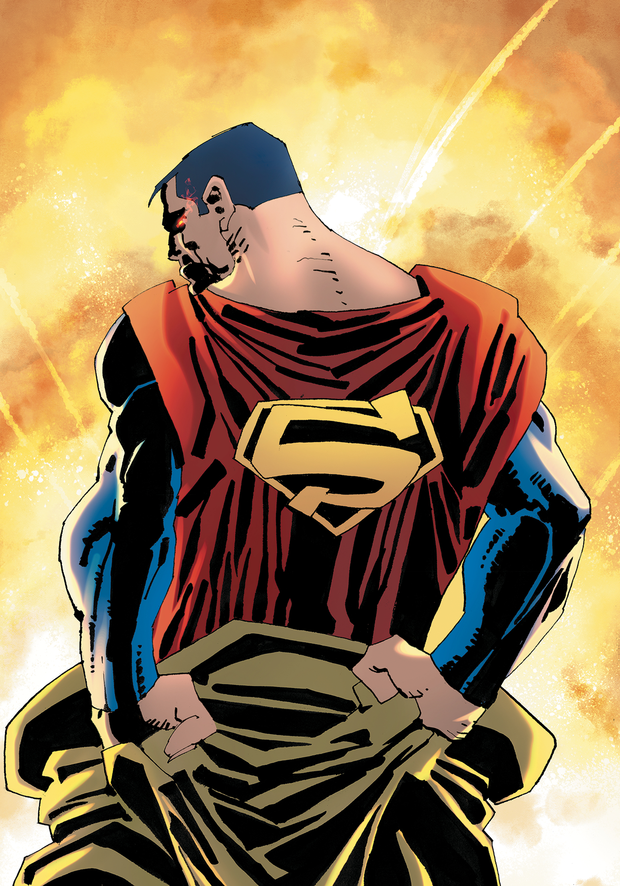 superman year one cover