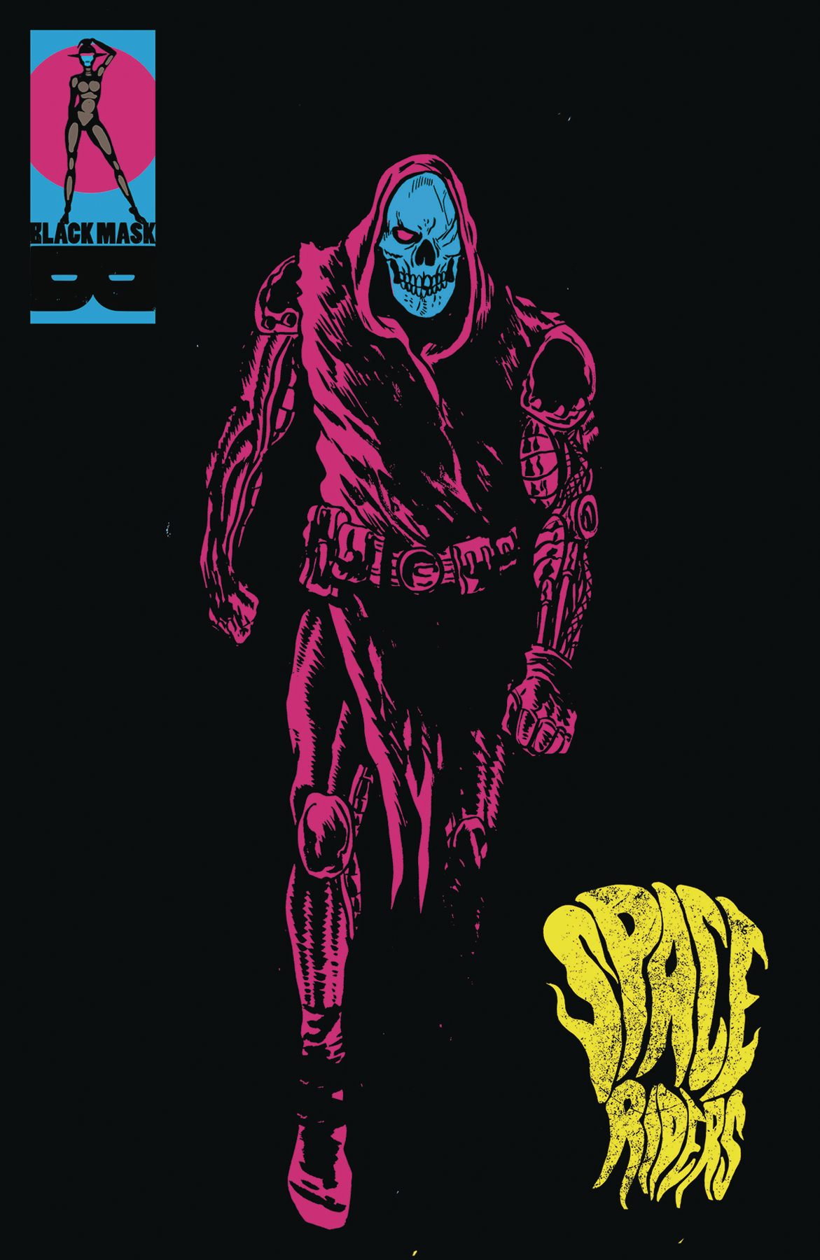 SPACE RIDERS VORTEX OF DARKNESS #1 (MR)