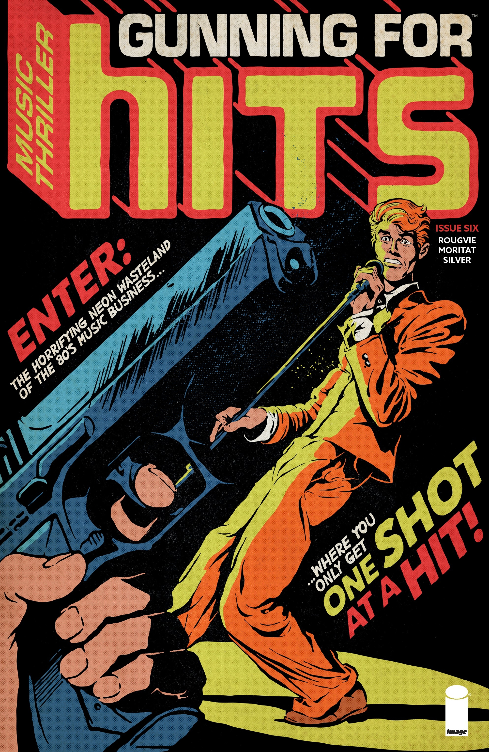 GUNNING FOR HITS #6 (MR)