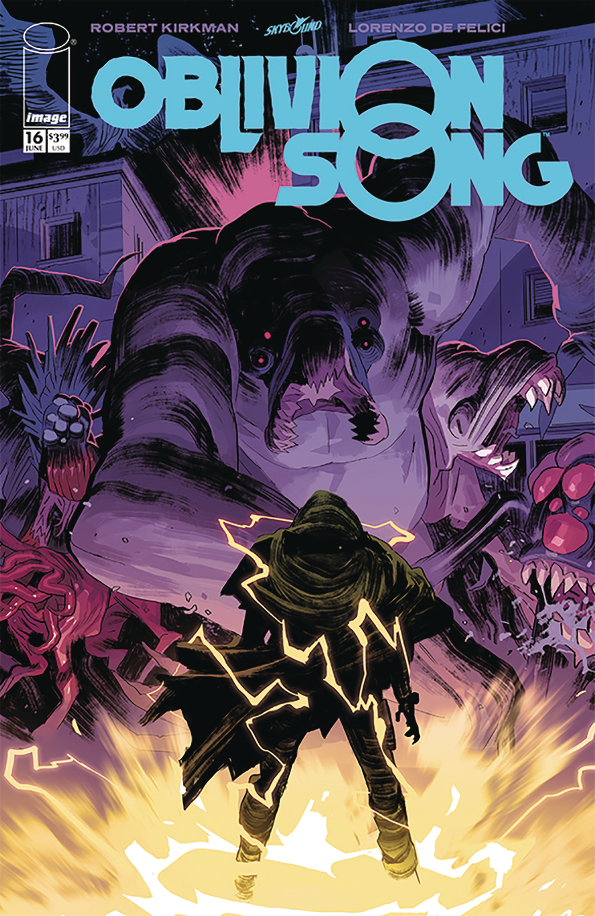 OBLIVION SONG BY KIRKMAN & DE FELICI #16 (MR)