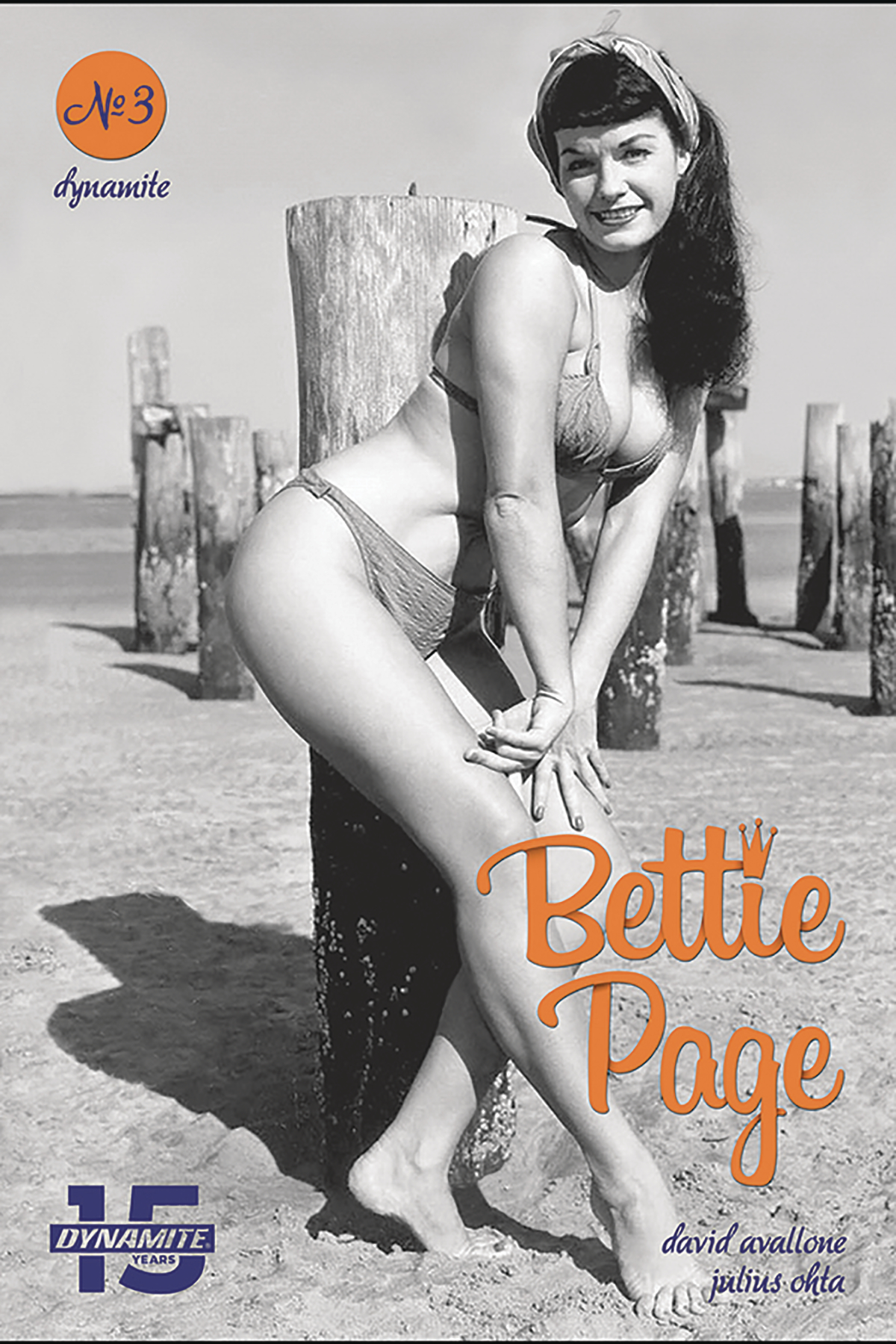 Bettie Page Hd apr191038 - bettie page unbound #3 cvr e photo - previews world