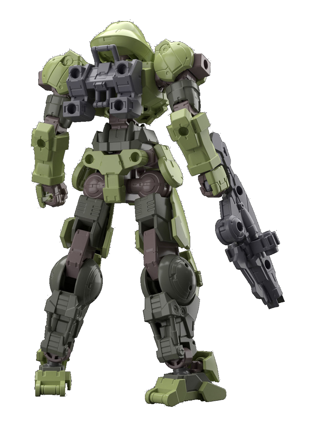 30 MINUTE MISSION 04 BEXM 15 PORTANOVA GREEN MDL KIT
