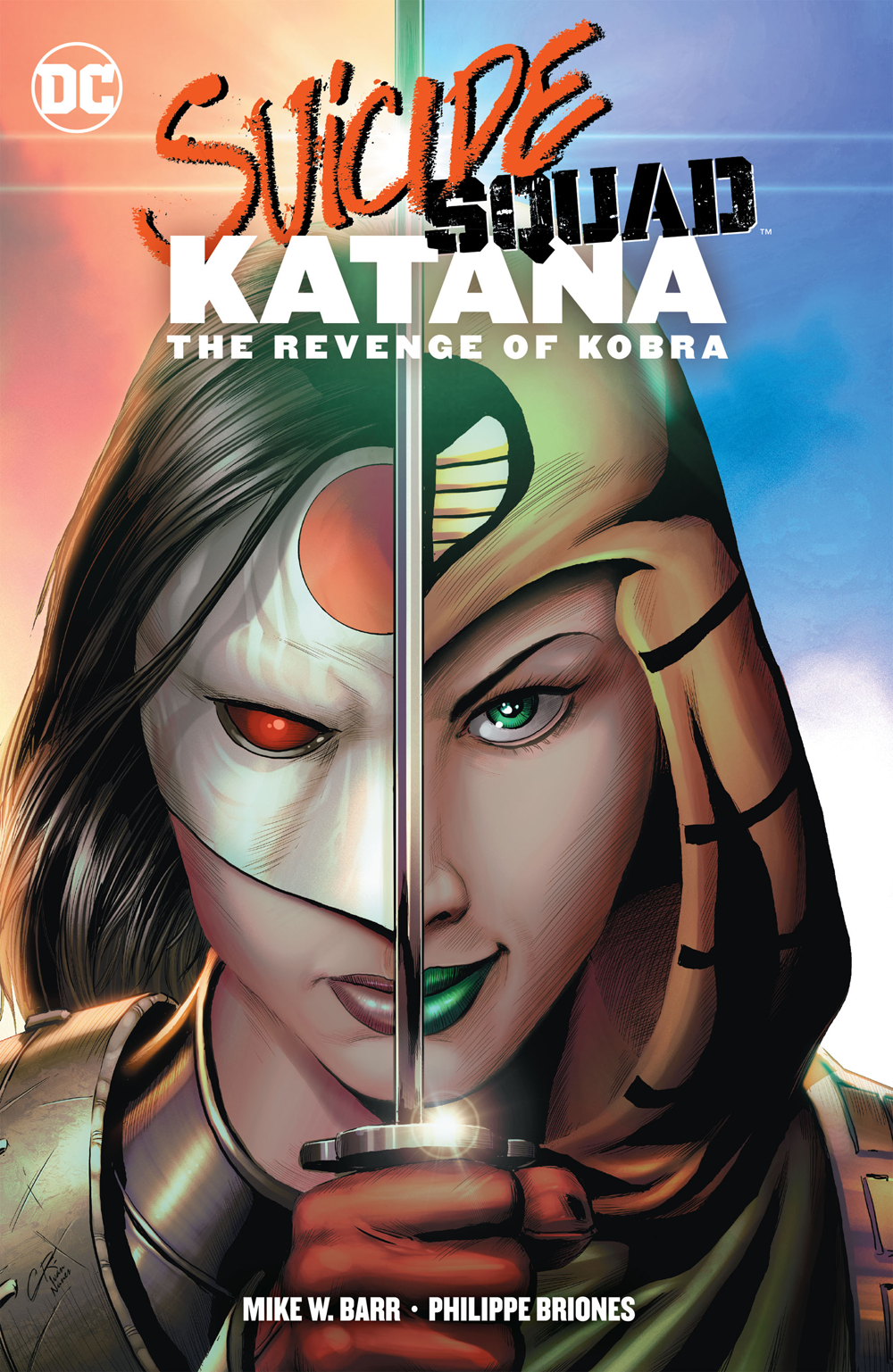 SUICIDE SQUAD KATANA THE REVENGE OF COBRA TP