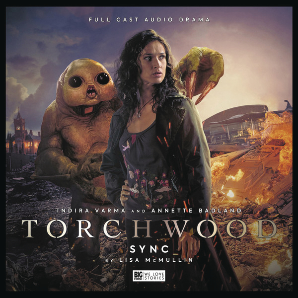 TORCHWOOD SYNC AUDIO CD