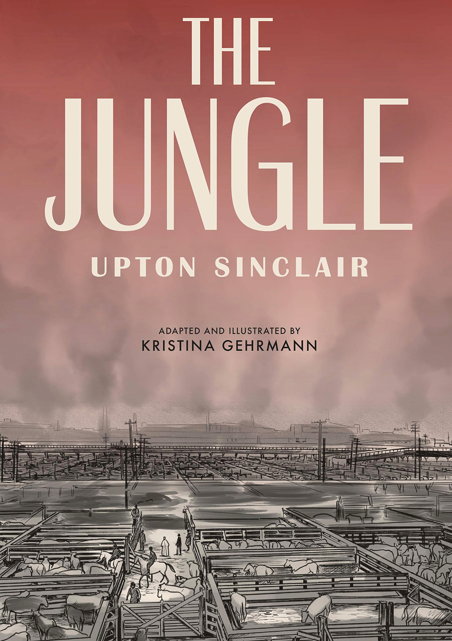 UPTON SINCLAIR THE JUNGLE GN