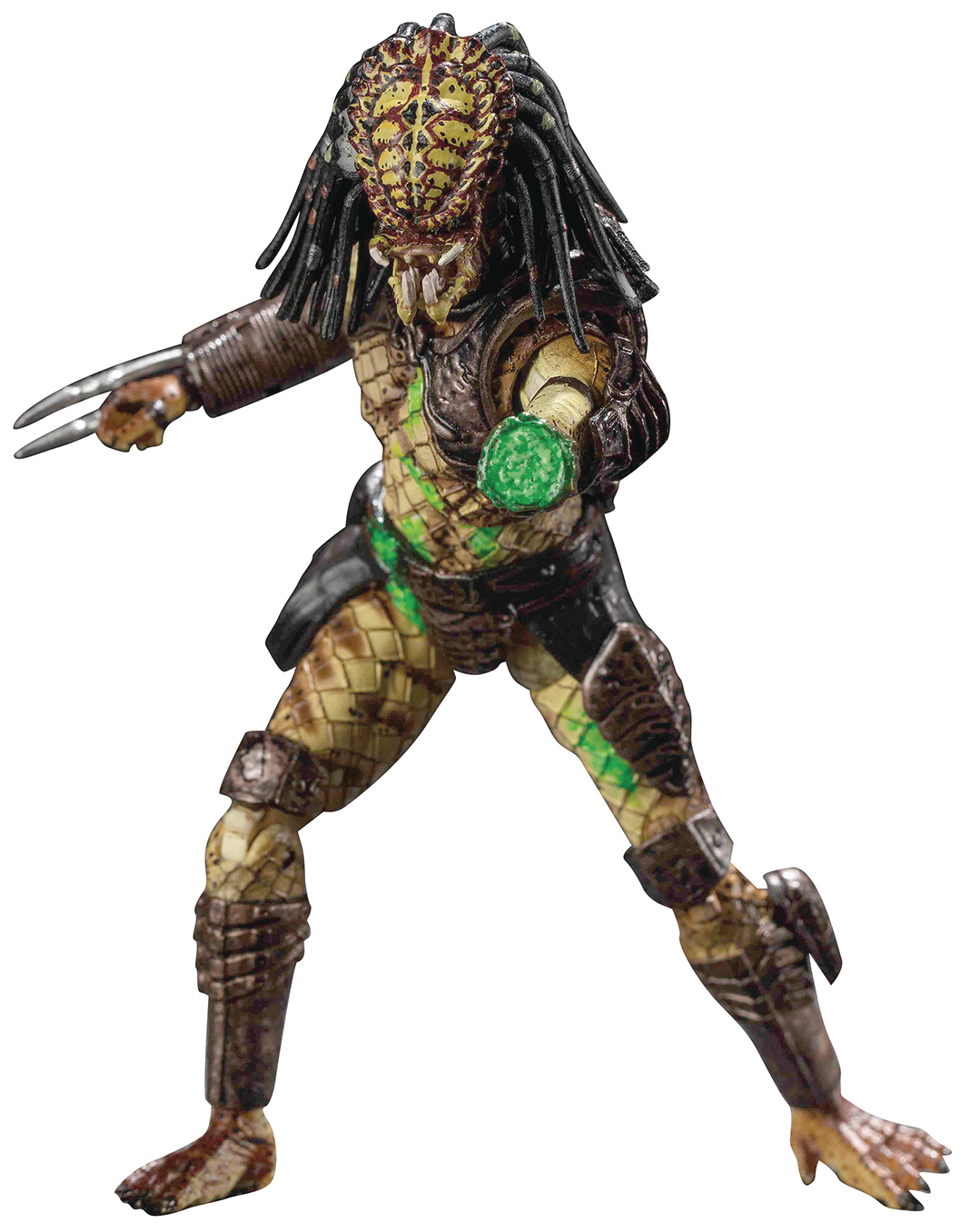 PREDATOR 2 BATTLE DAMAGE CITY HUNTER PX 1/18 SCALE FIG (JAN1