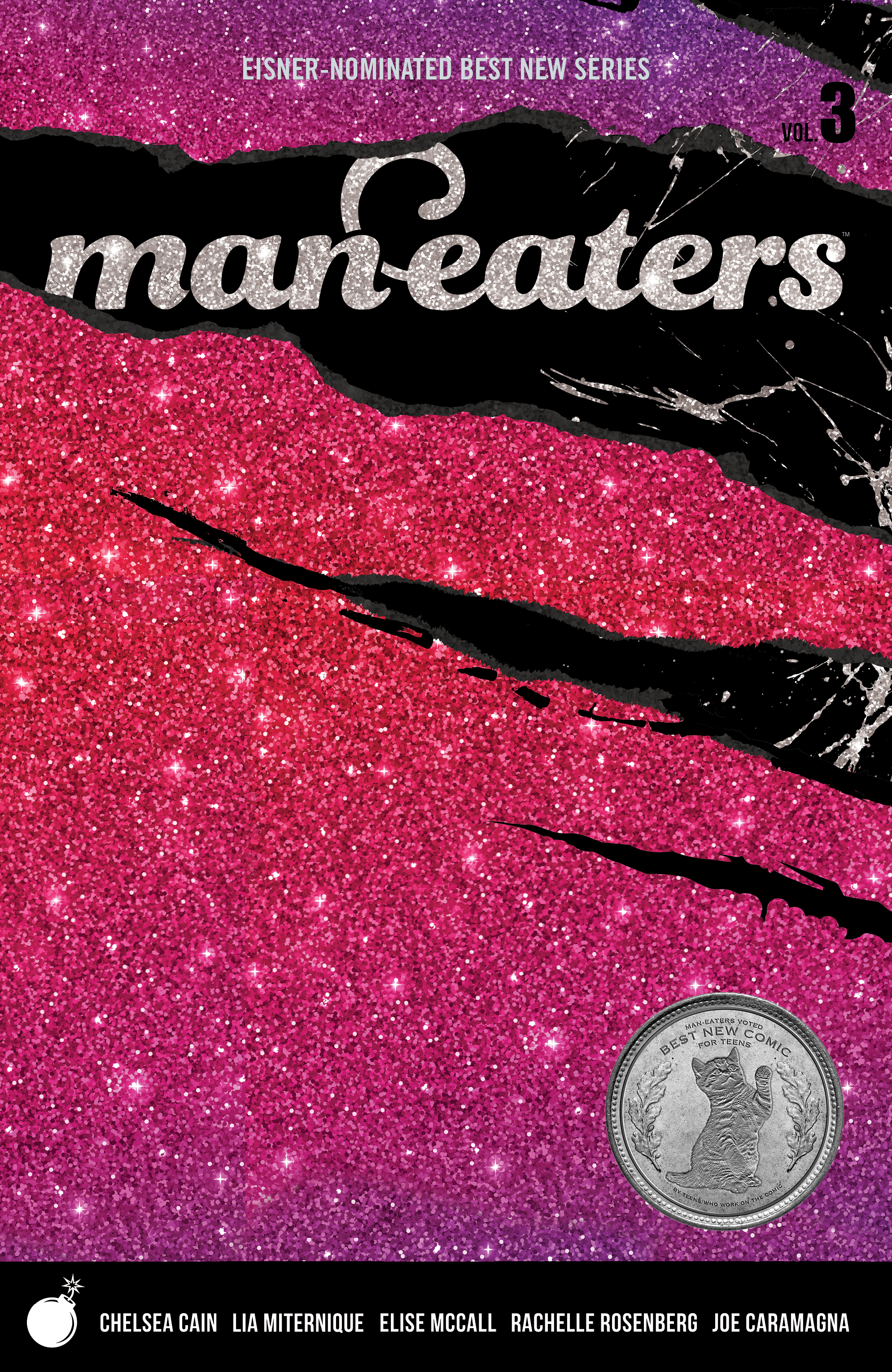 MAN-EATERS TP VOL 03 (SEP190106)