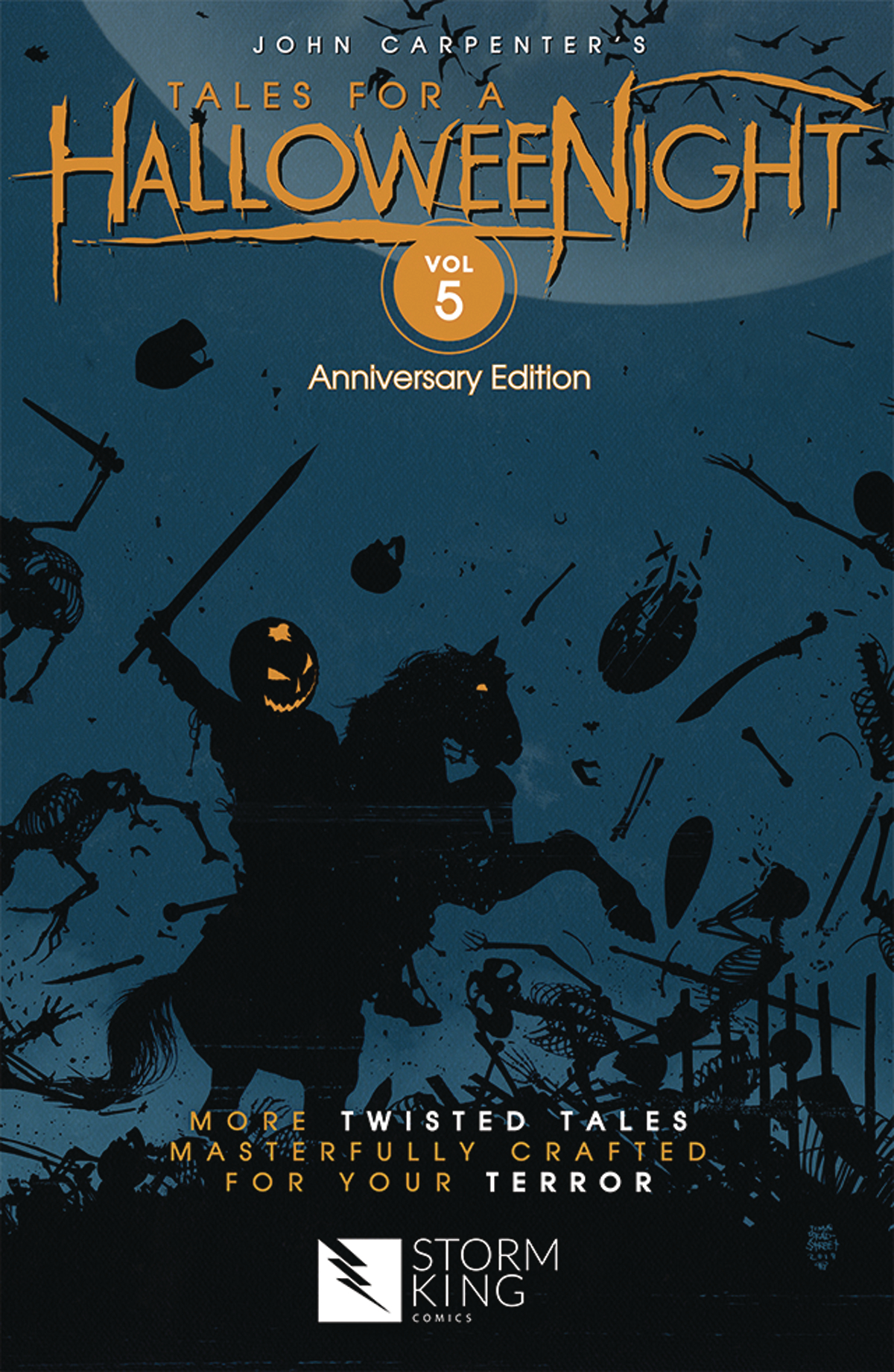 JOHN CARPENTERS TALES FOR A HALLOWEENIGHT TP