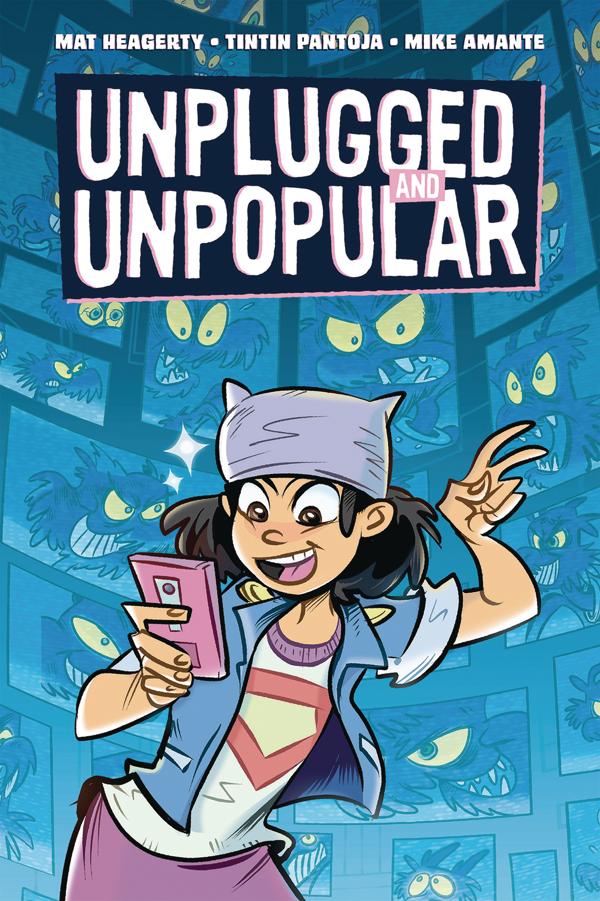 UNPLUGGED AND UNPOPULAR HC GN