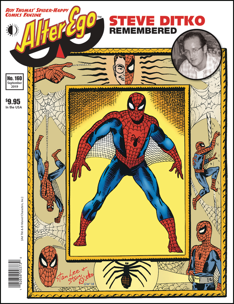 MAY192000 - ALTER EGO #160 - Previews World