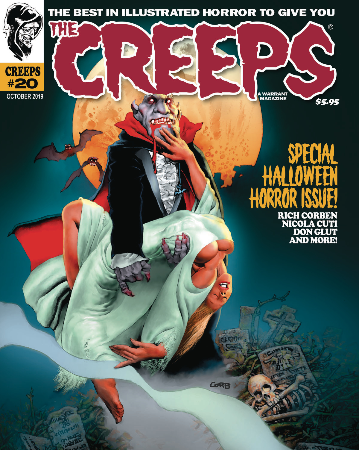 CREEPS #20 (MR)