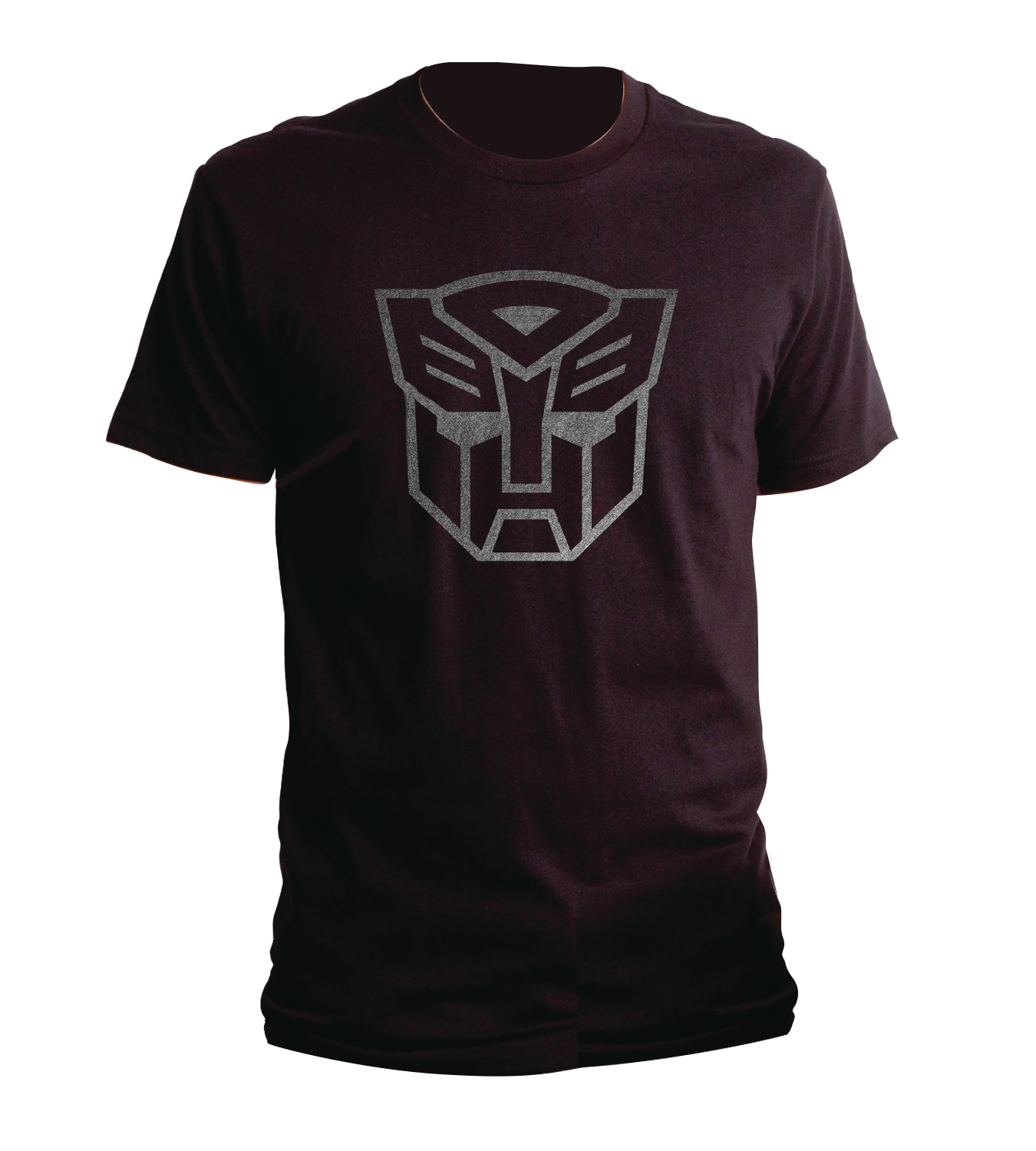 TRANSFORMERS AUTOBOTS REFLECTIVE LOGO T/S MED