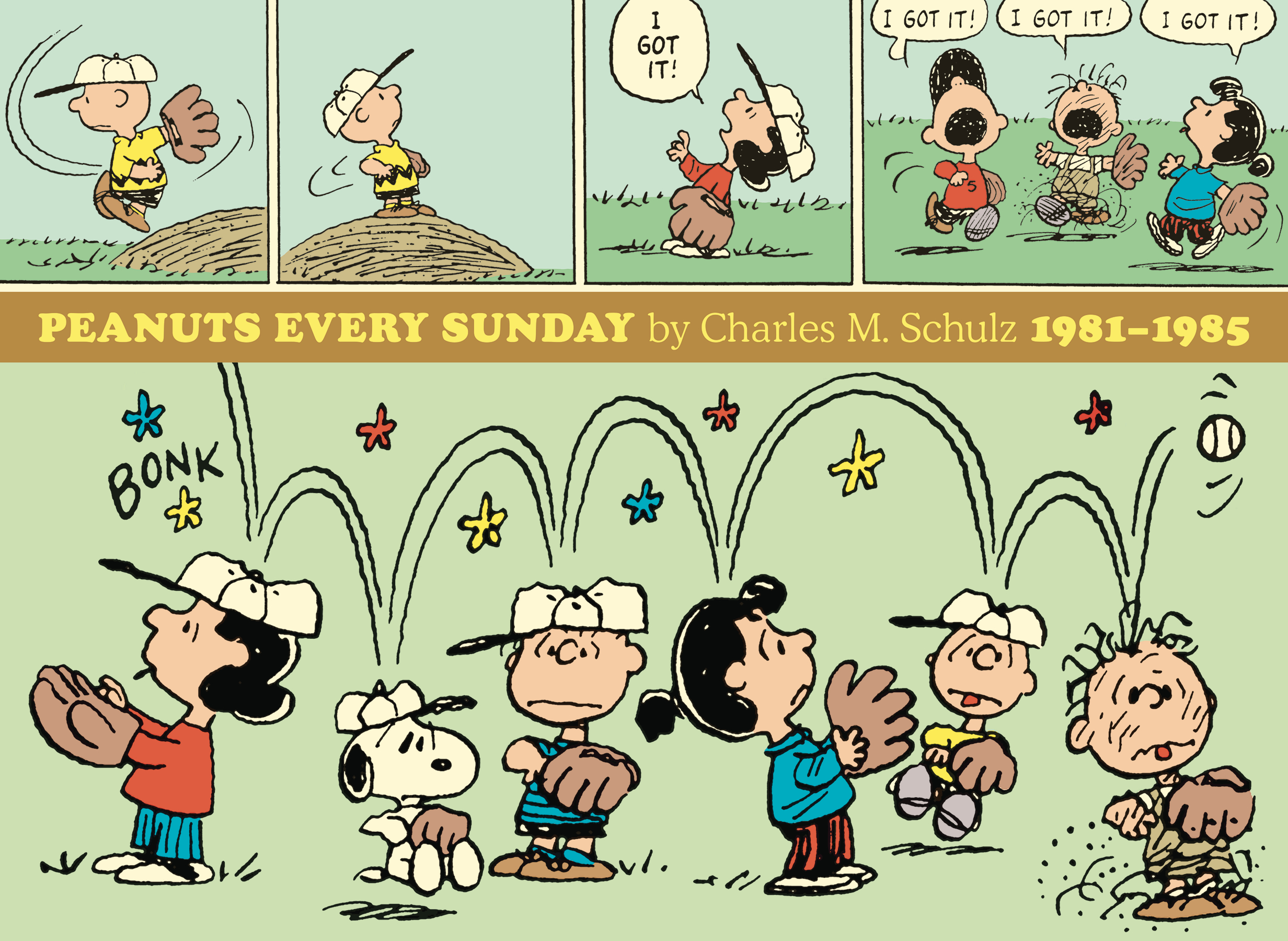 PEANUTS EVERY SUNDAY HC VOL 07 1981-1985