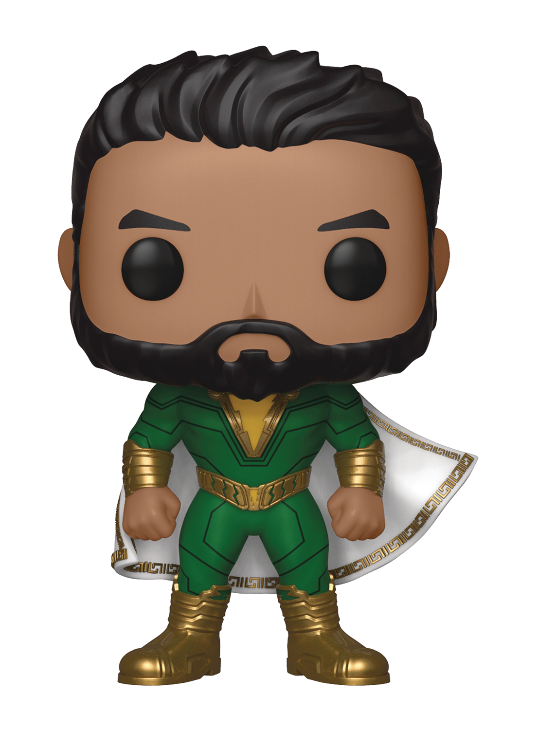 POP HEROES SHAZAM PEDRO VINYL FIG
