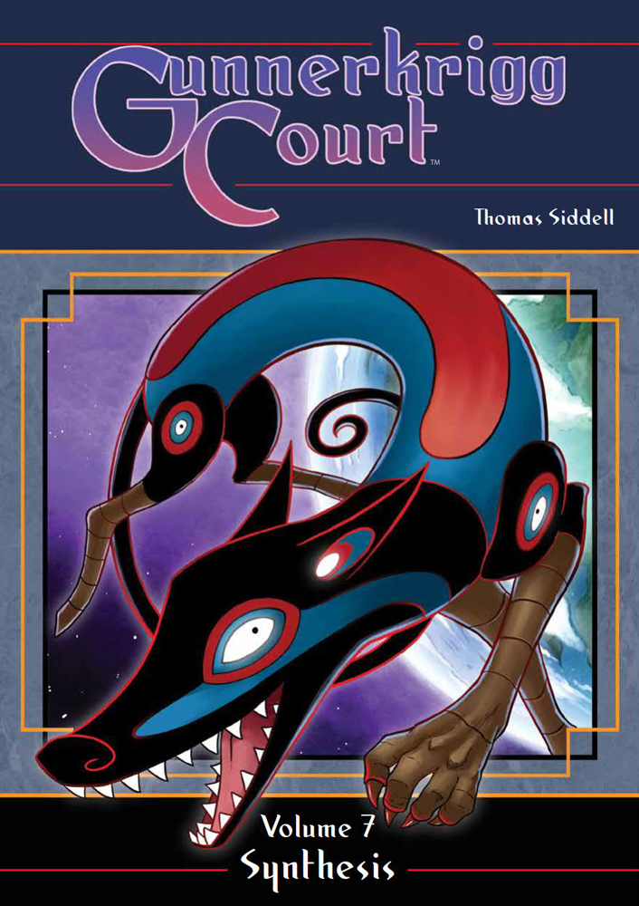 GUNNERKRIGG COURT HC VOL 07