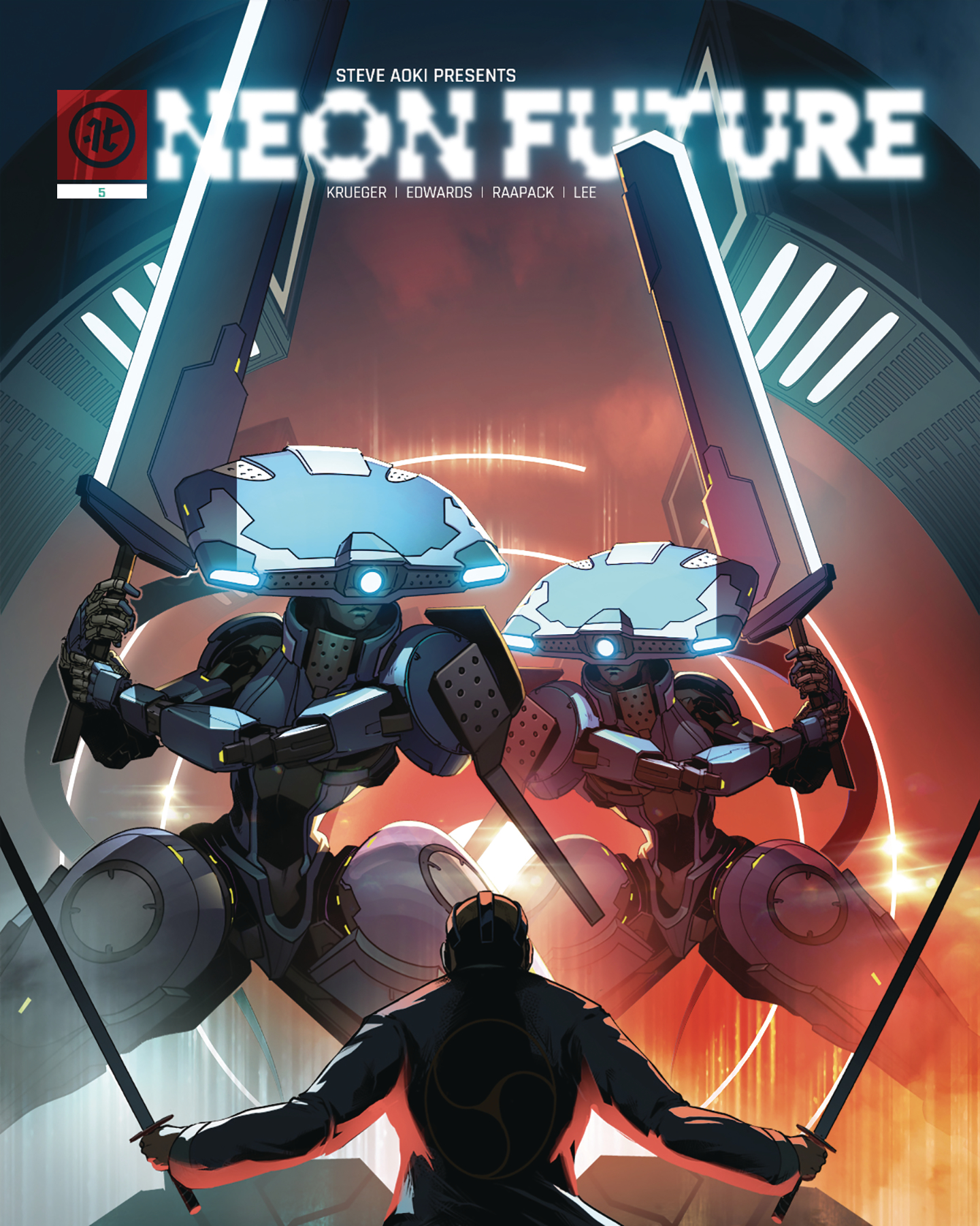 NEON FUTURE #5 (OF 6) CVR B RAAPACK (MR)