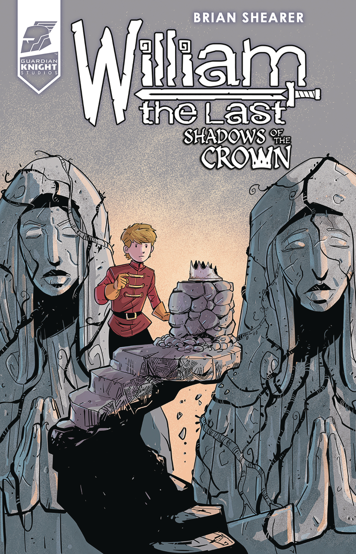 WILLIAM LAST SHADOWS OF CROWN #1