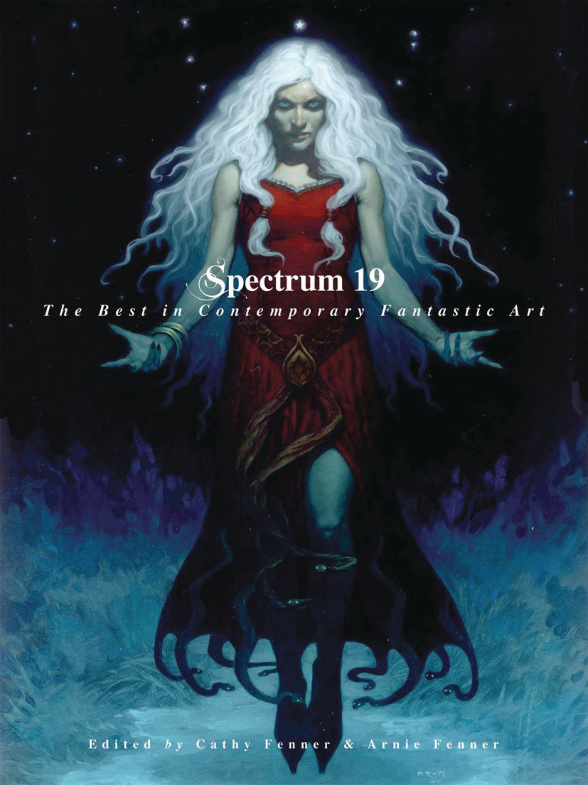 SPECTRUM BEST IN CONTEMPORARY FANTASTIC ART HC VOL 19