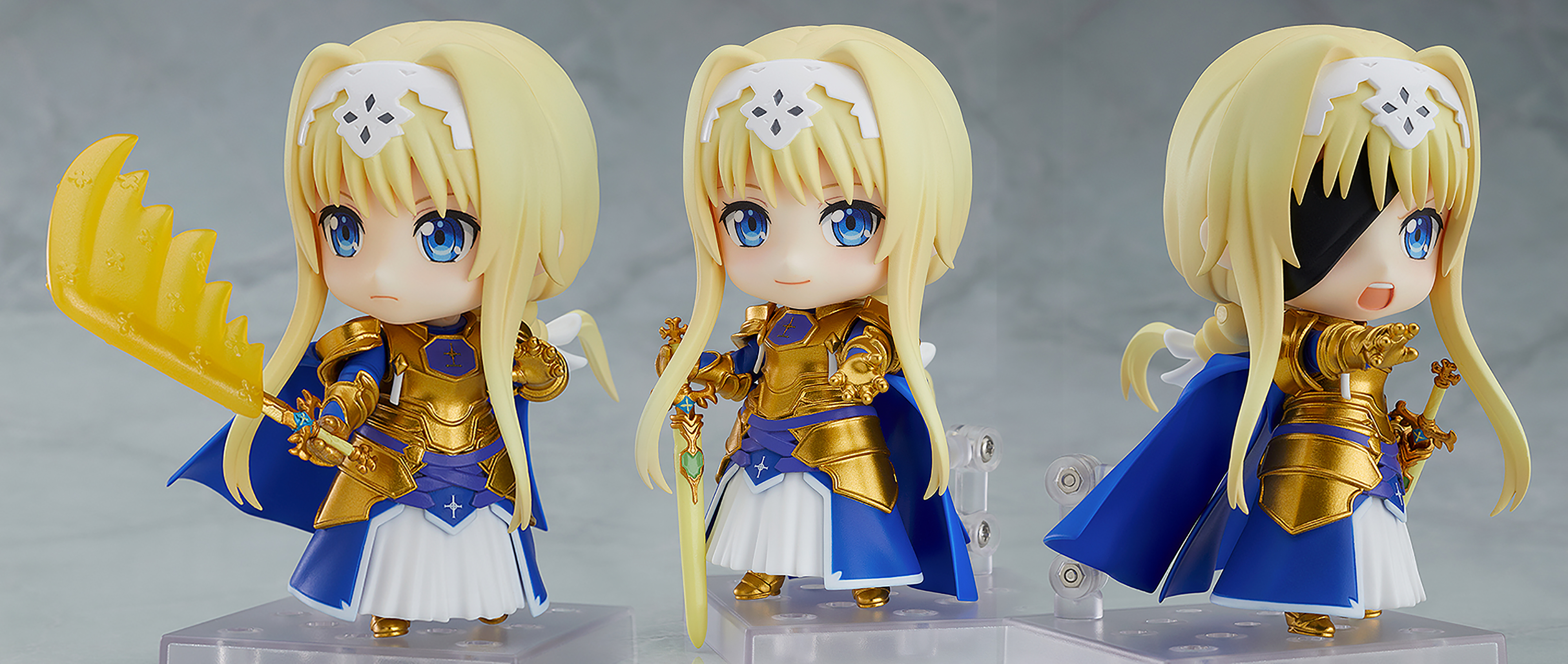 SWORD ART ONLINE ALICIZATION ALICE SYNTH THIRTY NENDOROID AF