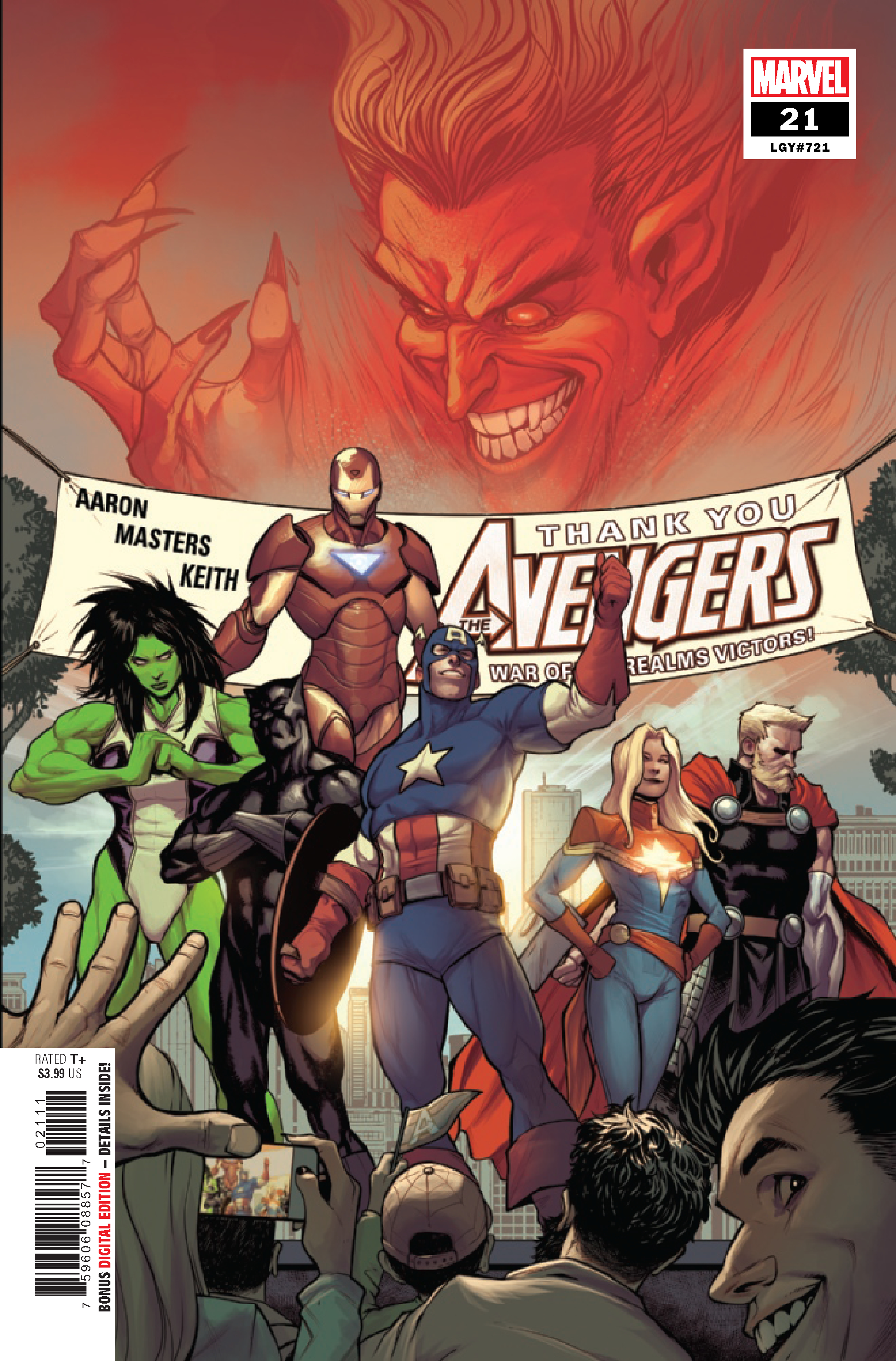 Image result for avengers #21