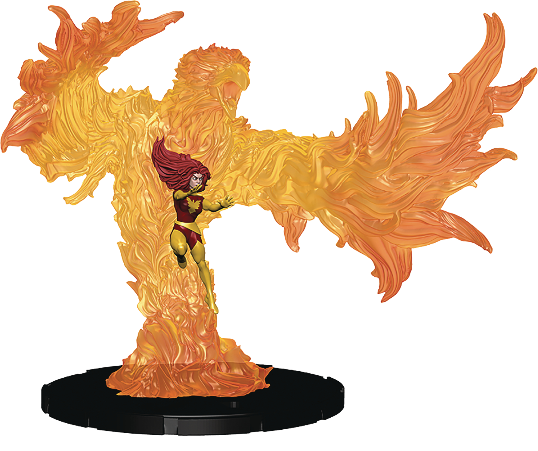 MARVEL HEROCLIX XMEN ANIMATED SERIES DARK PHOENIX BOOSTER BK