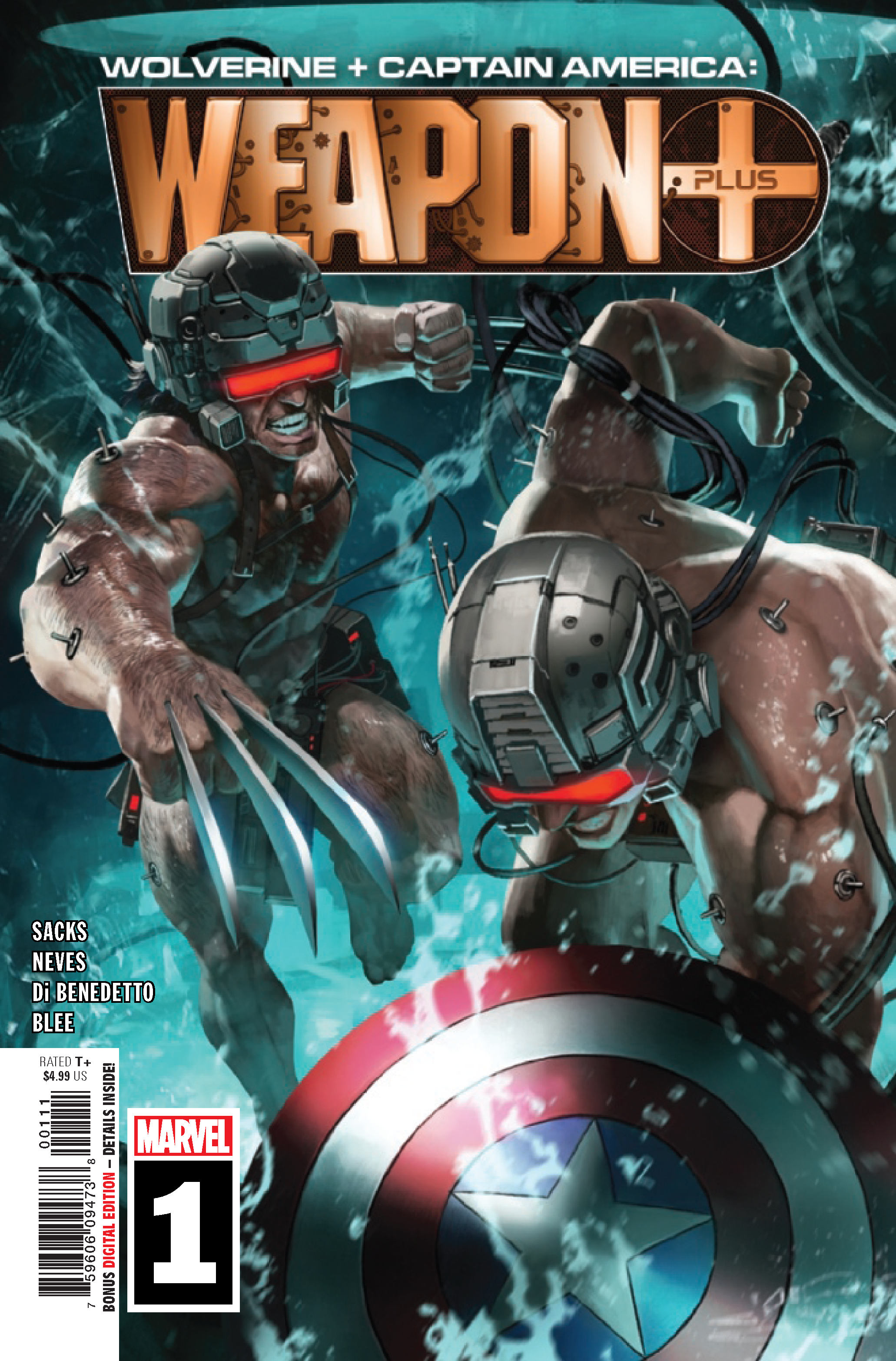 Image result for weapon plus #1