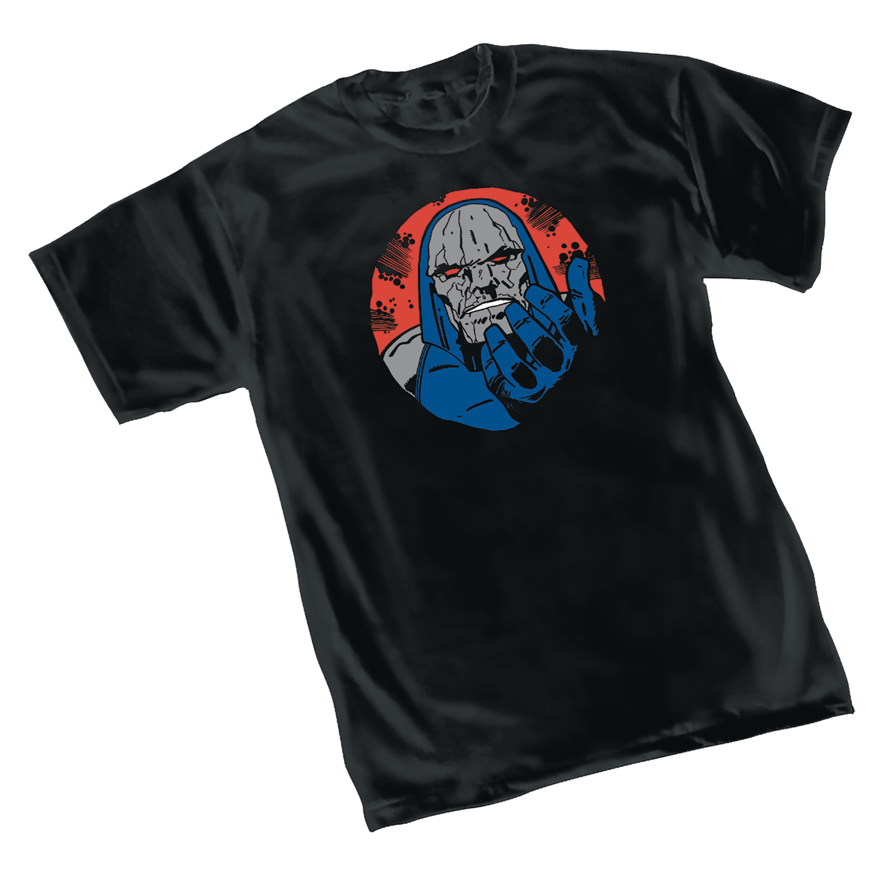 DC HEROES DARKSEID WANTS YOU SYMBOL T/S SM