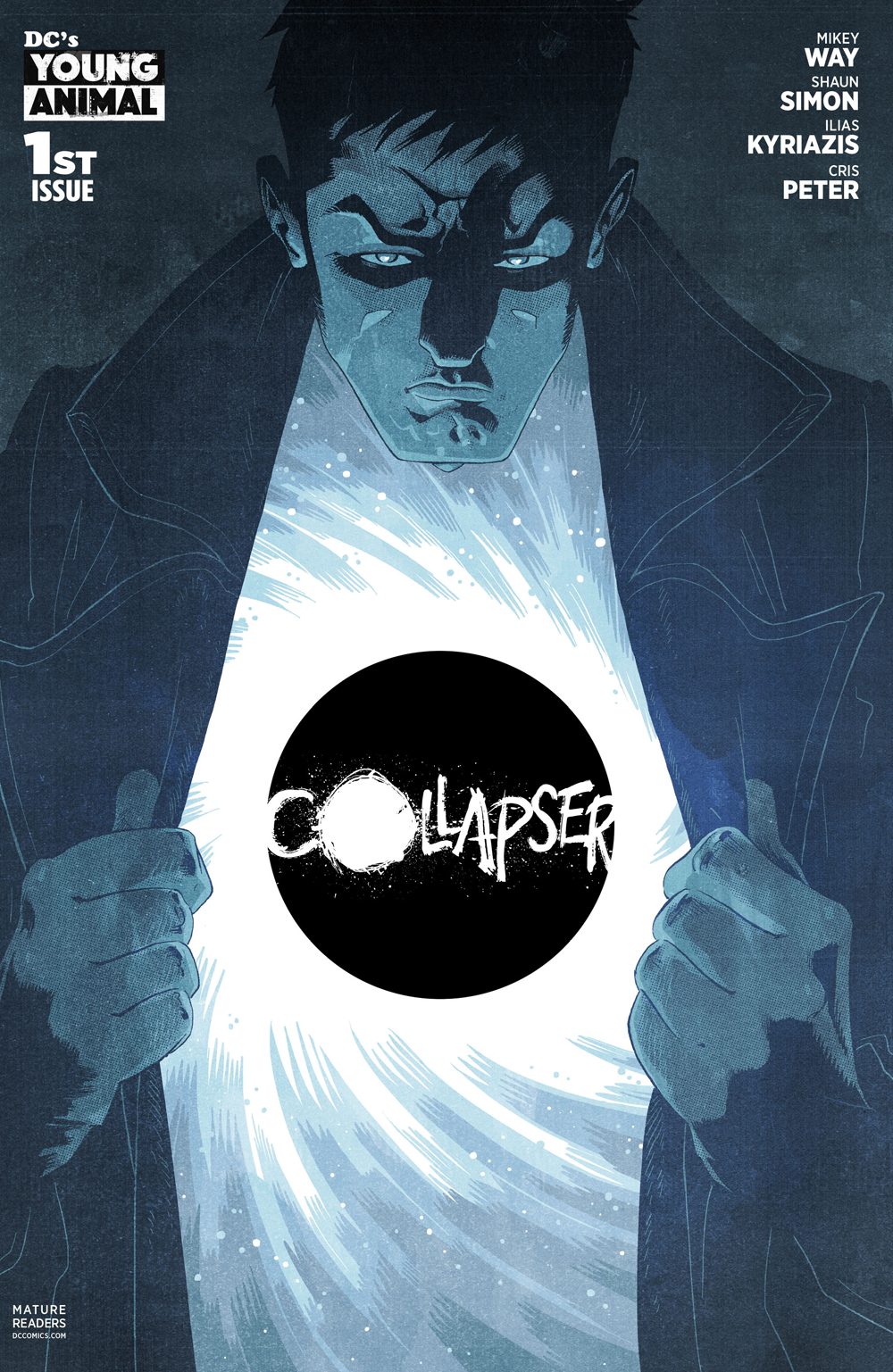 COLLAPSER #1 (OF 6) (MR)